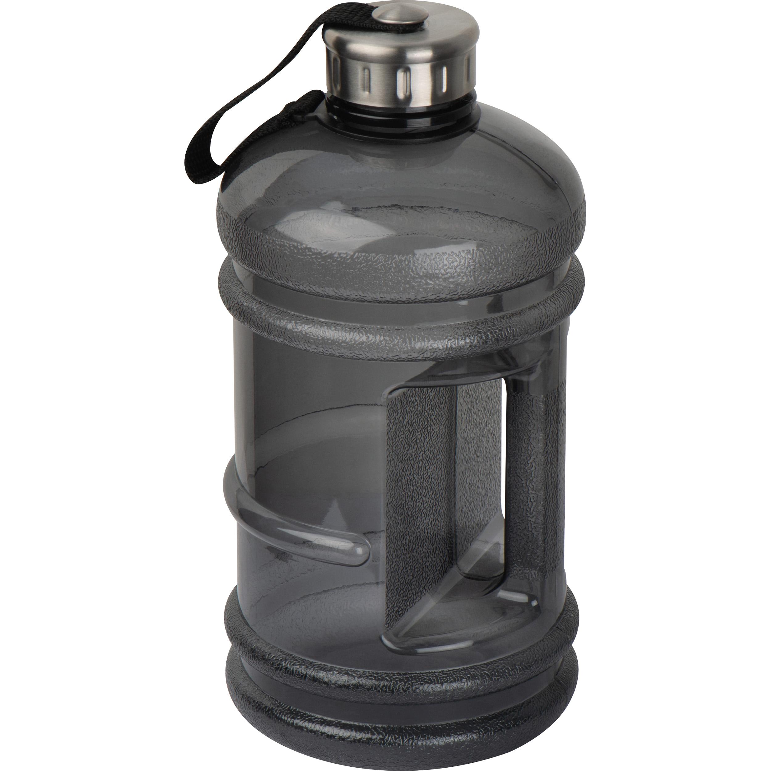Fitness dumbbell drinking bottle