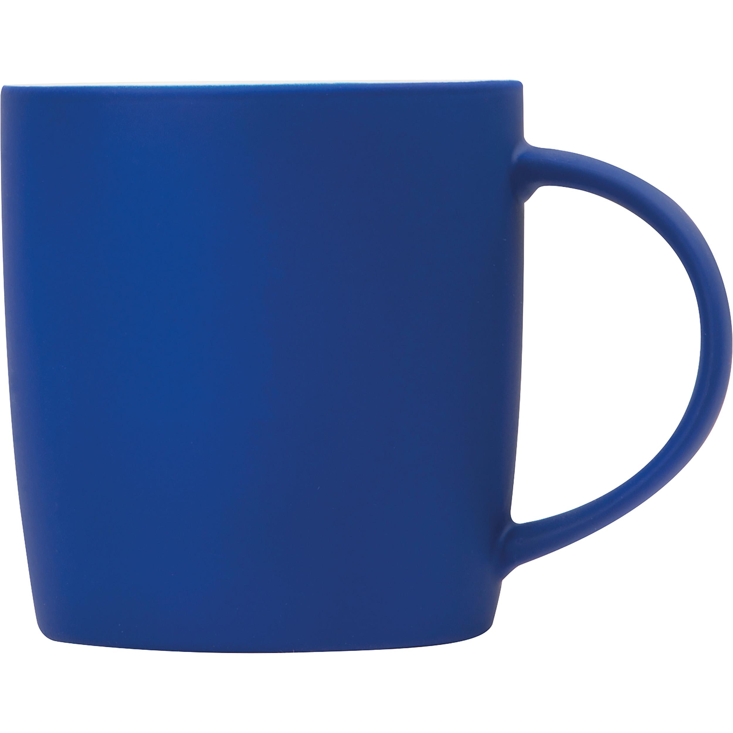 Mug caoutchouté