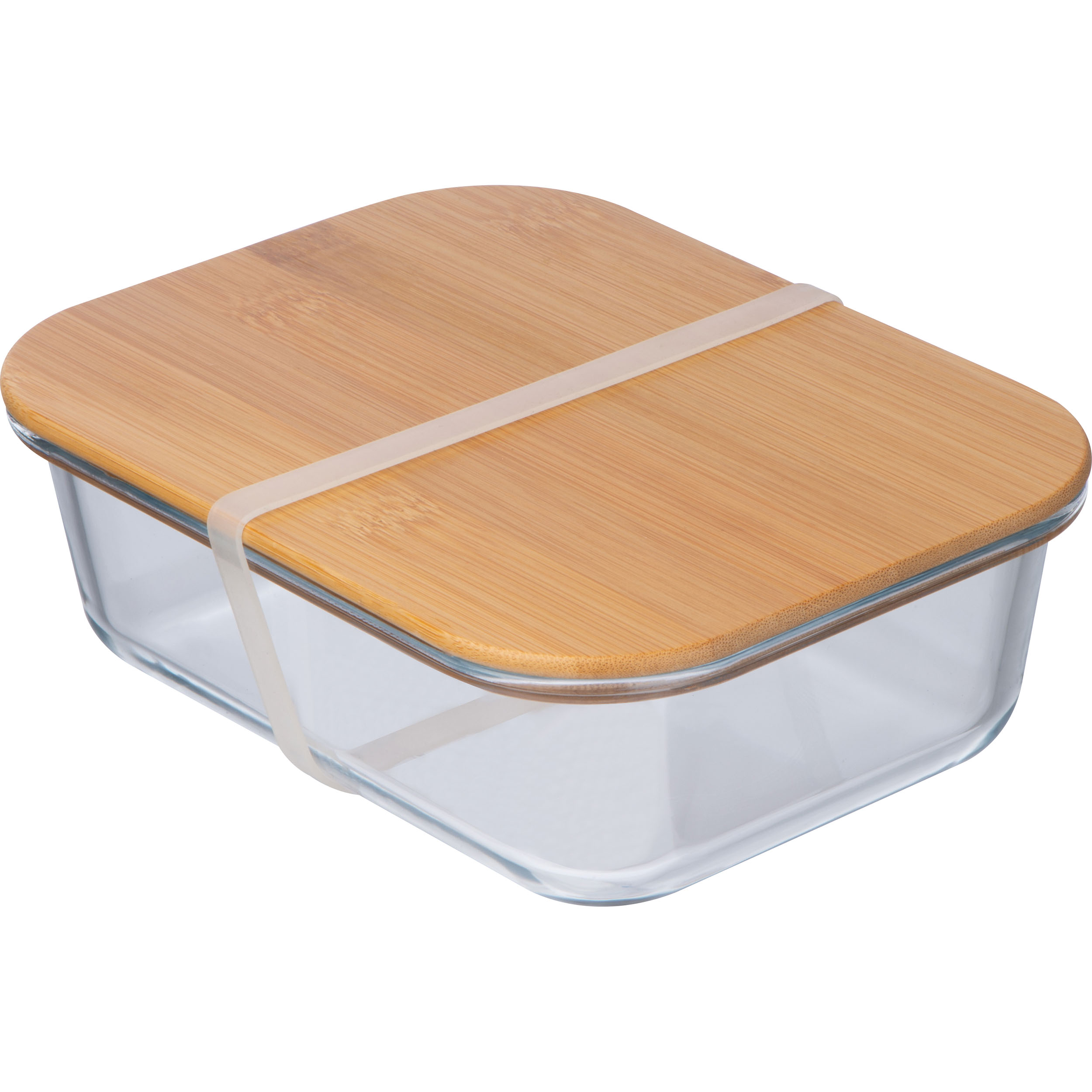 Brotzeitbox aus Borosilikatglas