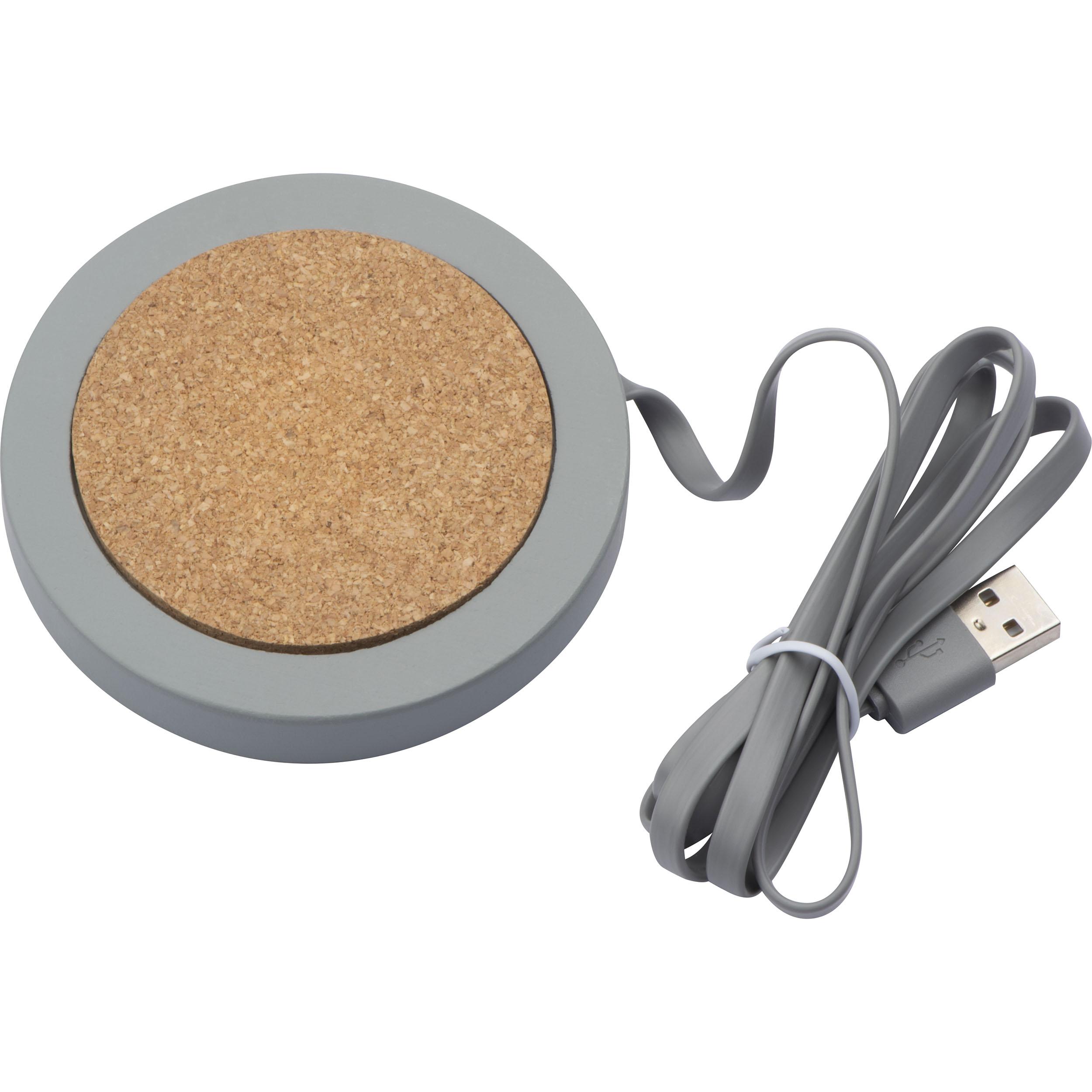 Chargeur à induction avec liège