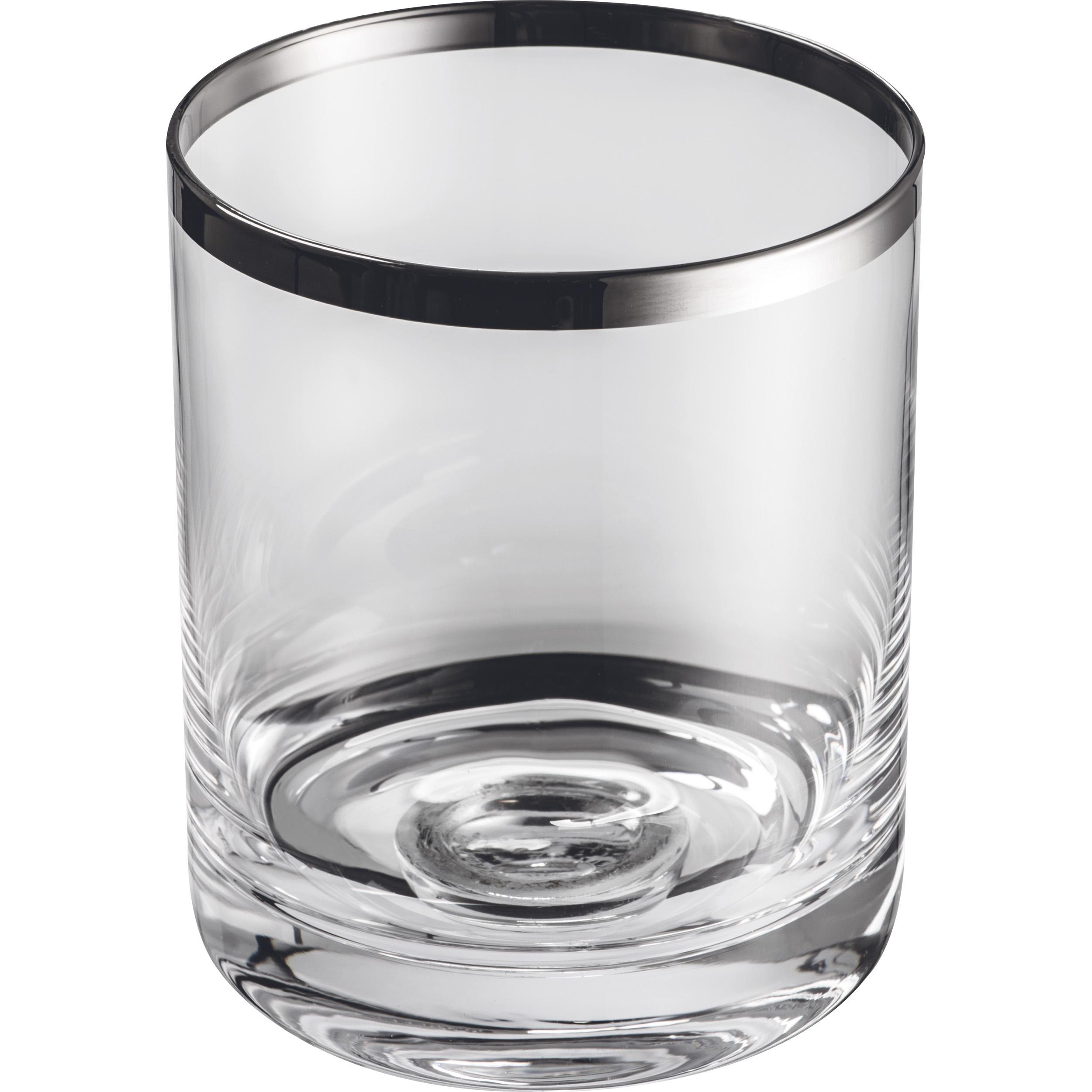 Set of 6 whisky glasses