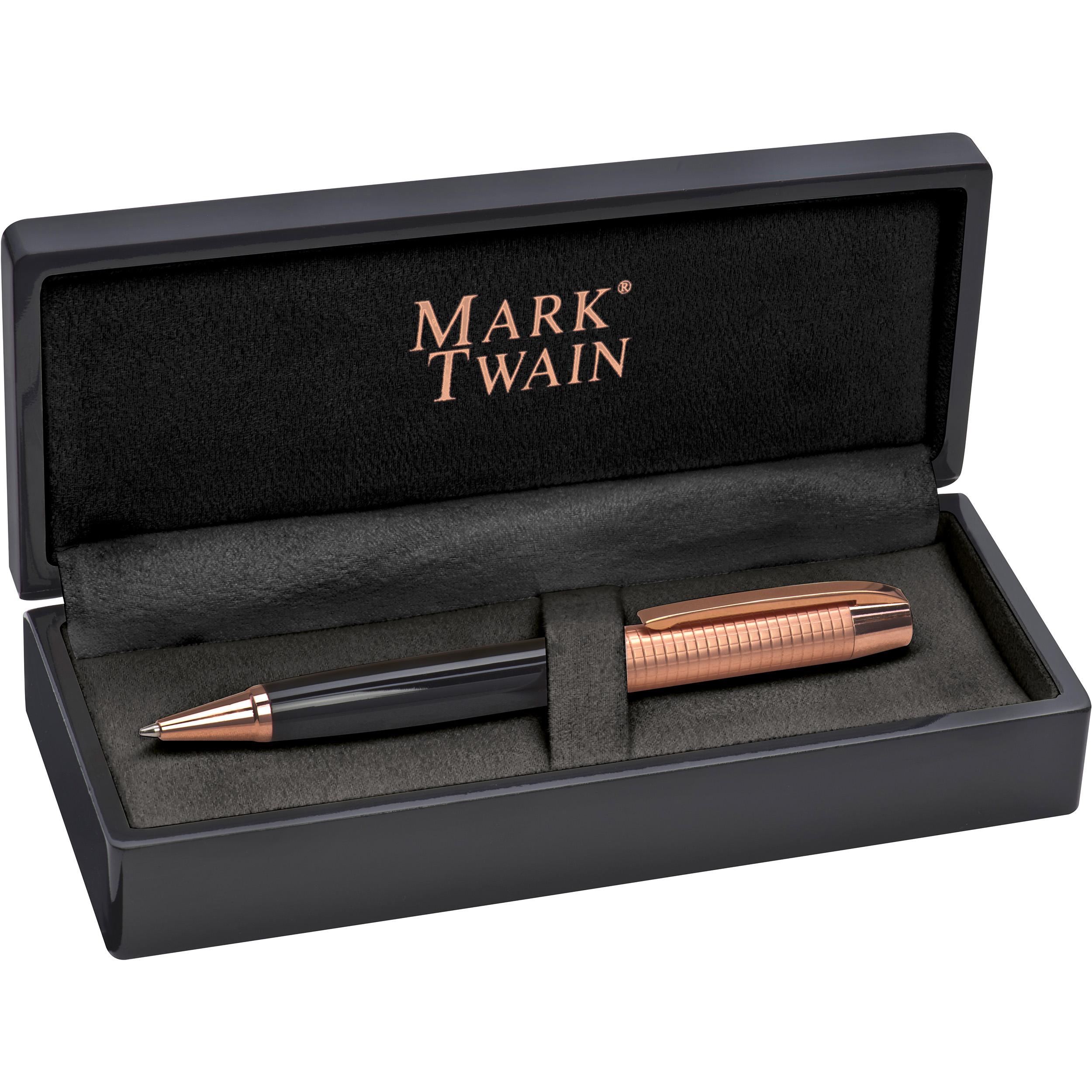 Ball pen Mark Twain
