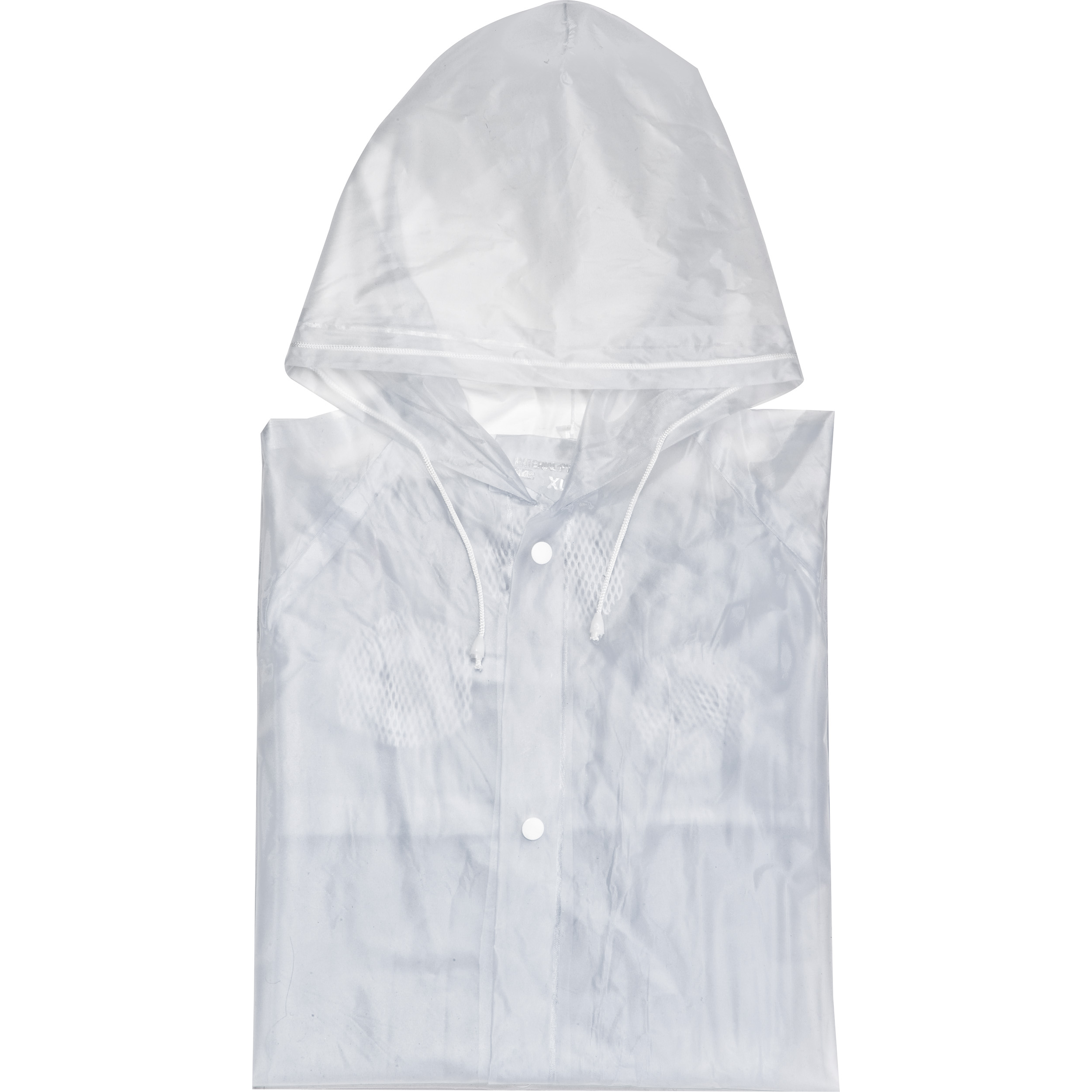 Raincoat XL, in PVC