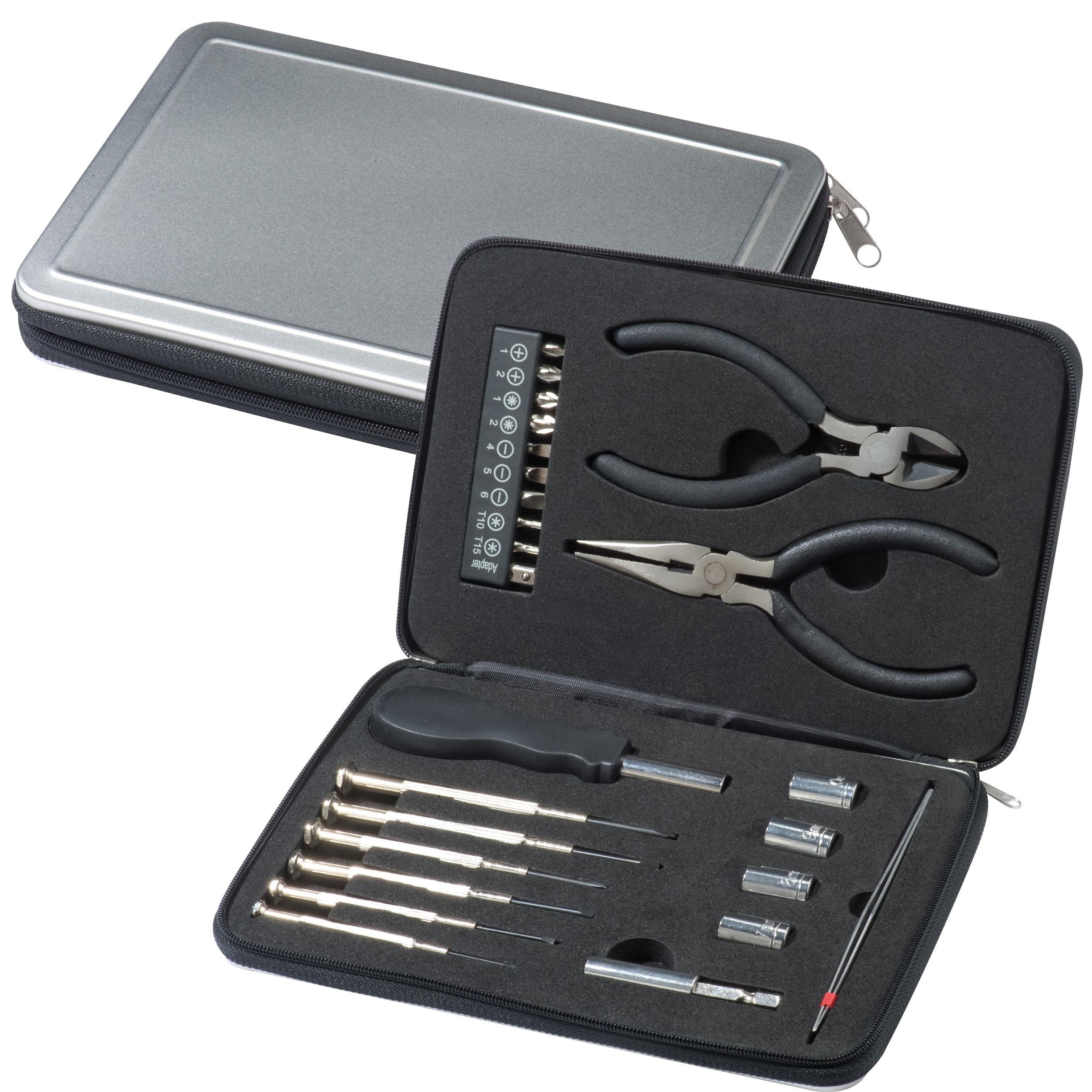 Tool box aluminium