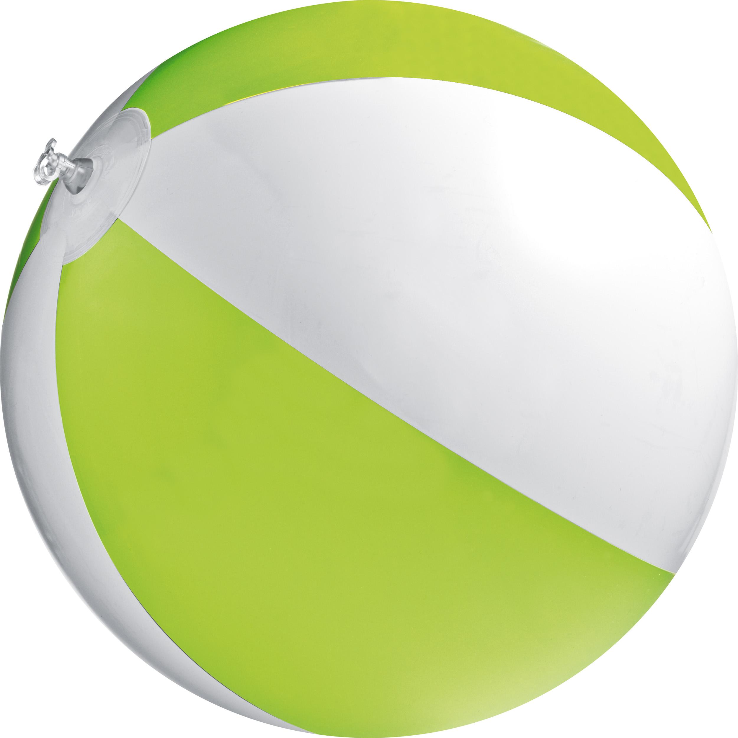 Ballon gonflable pour la plage