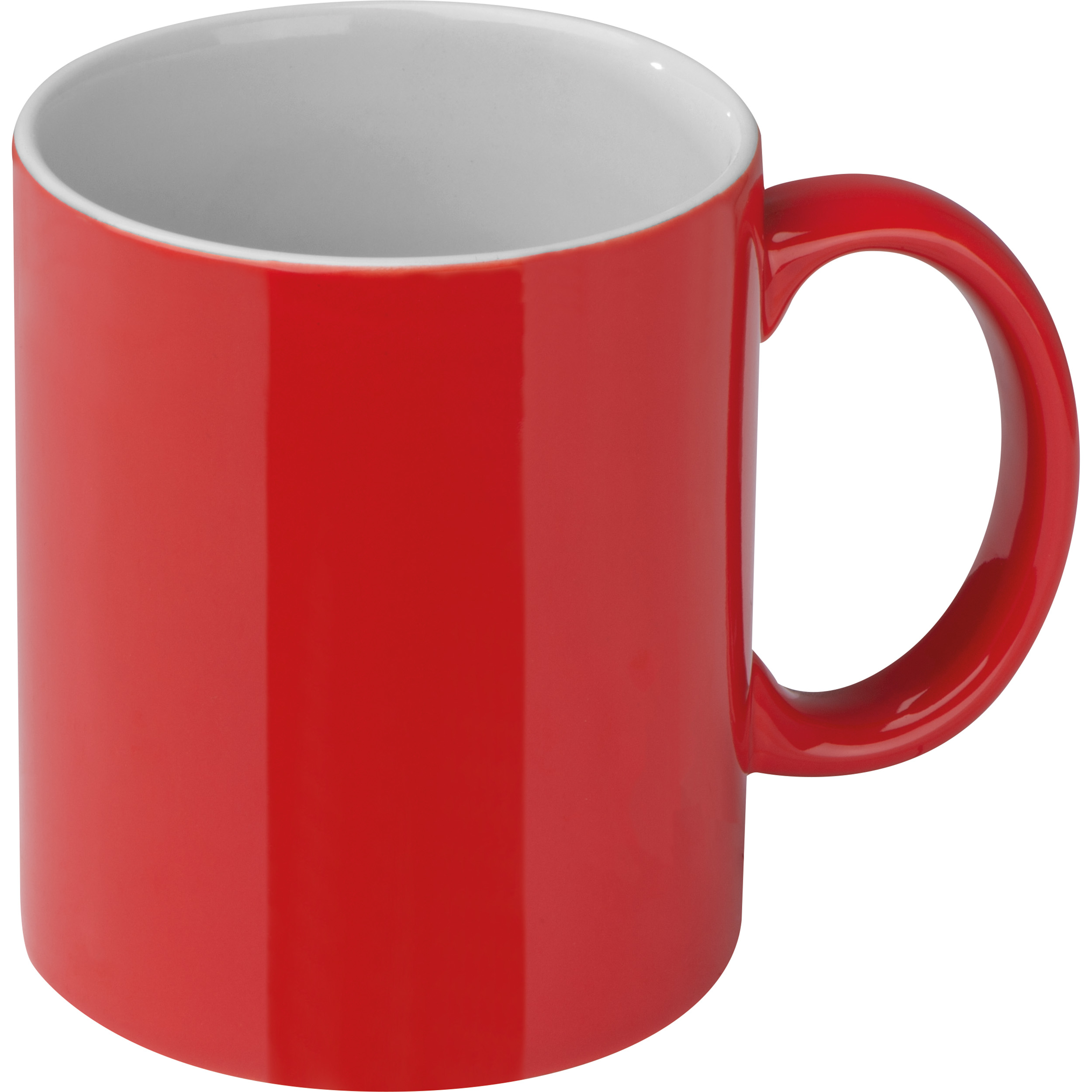 Kaffeetasse aus Keramik , 300 ml
