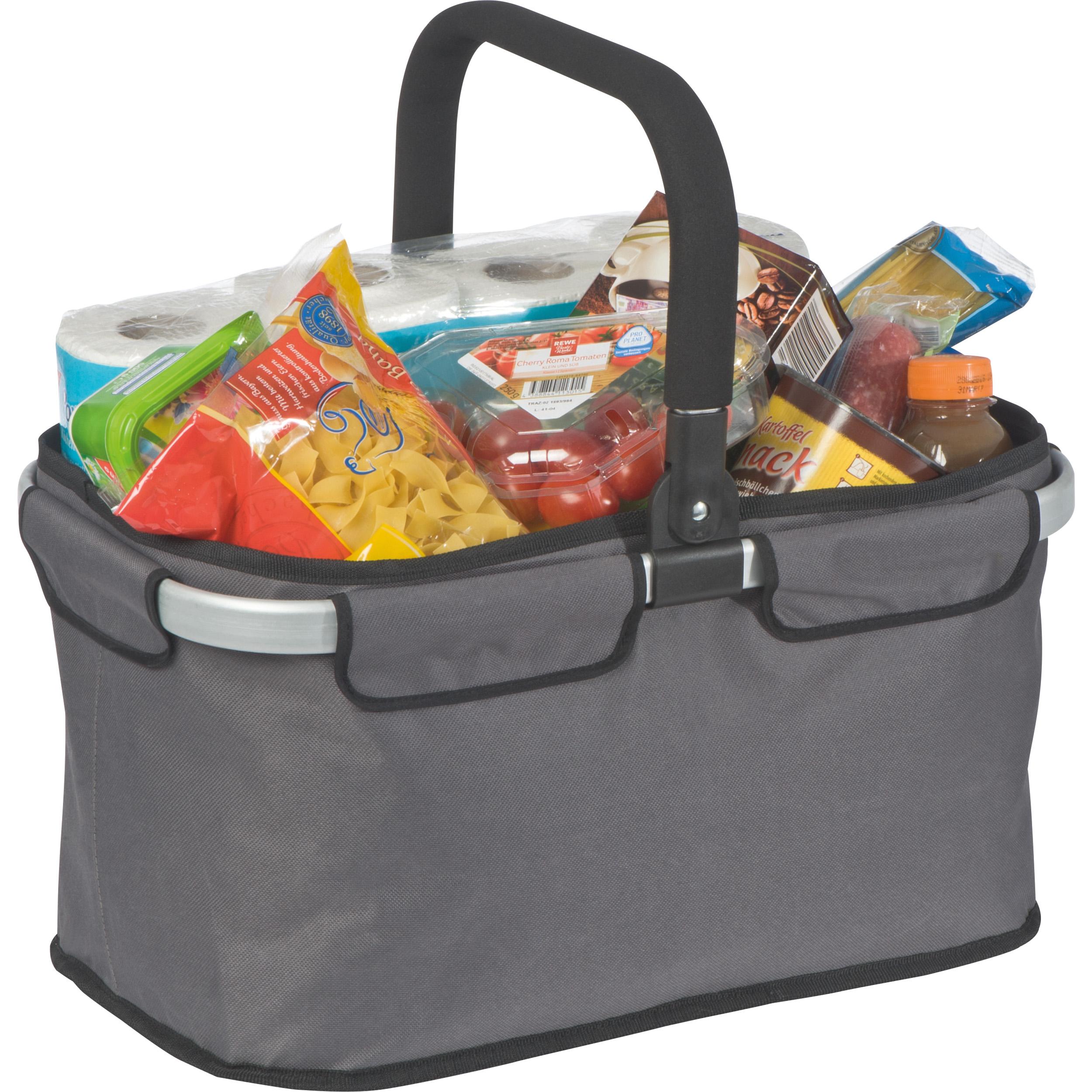 Luxury shopping basket