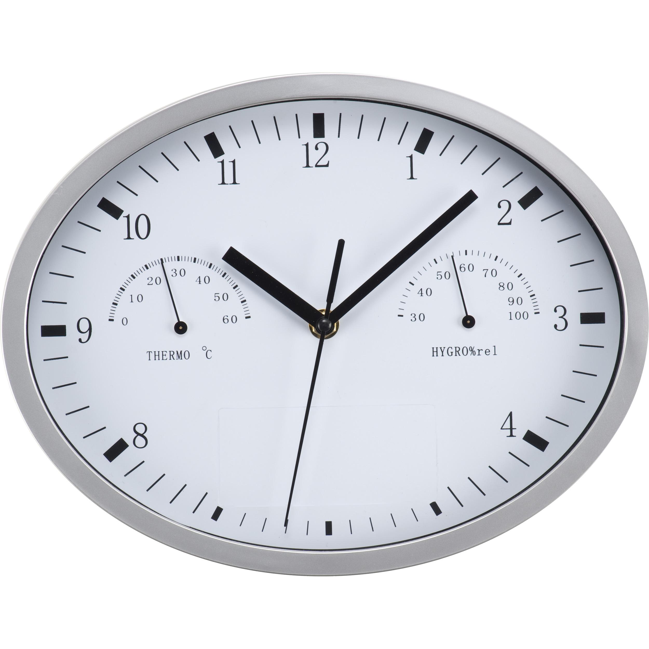 Horloge murale''Click Logo''