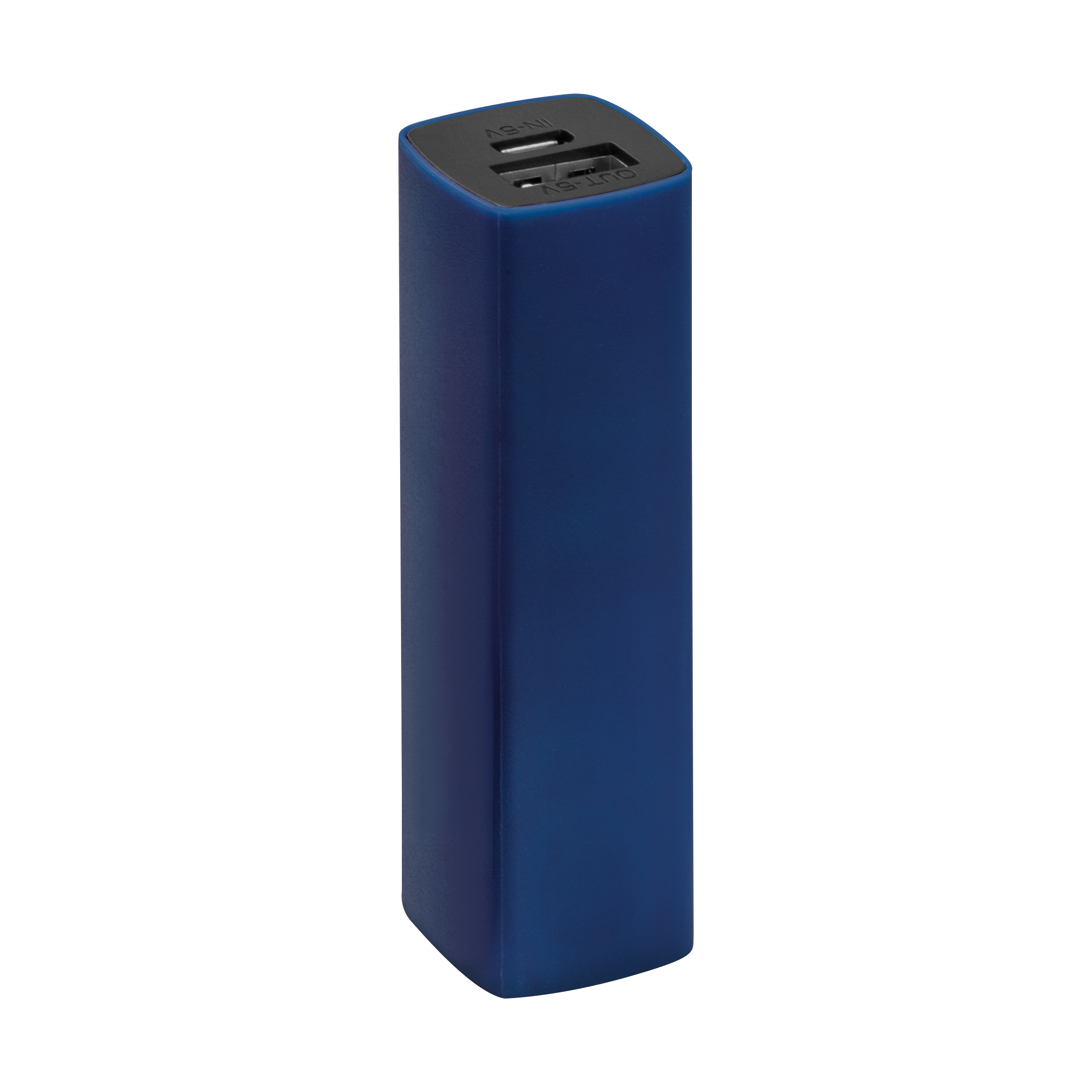 Powerbank 2200 mAh with USB port in a box