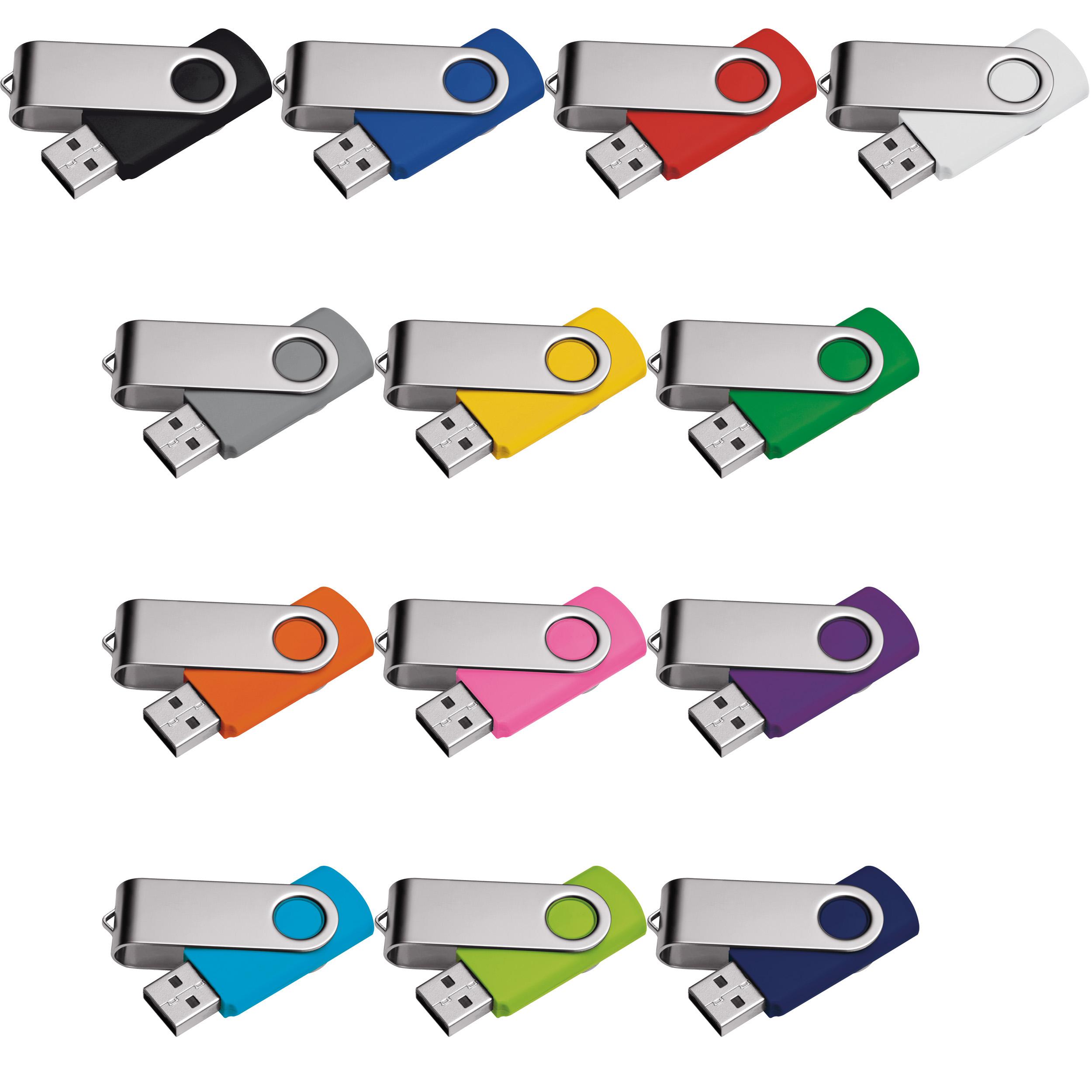 USB-Stick Twister 4GB