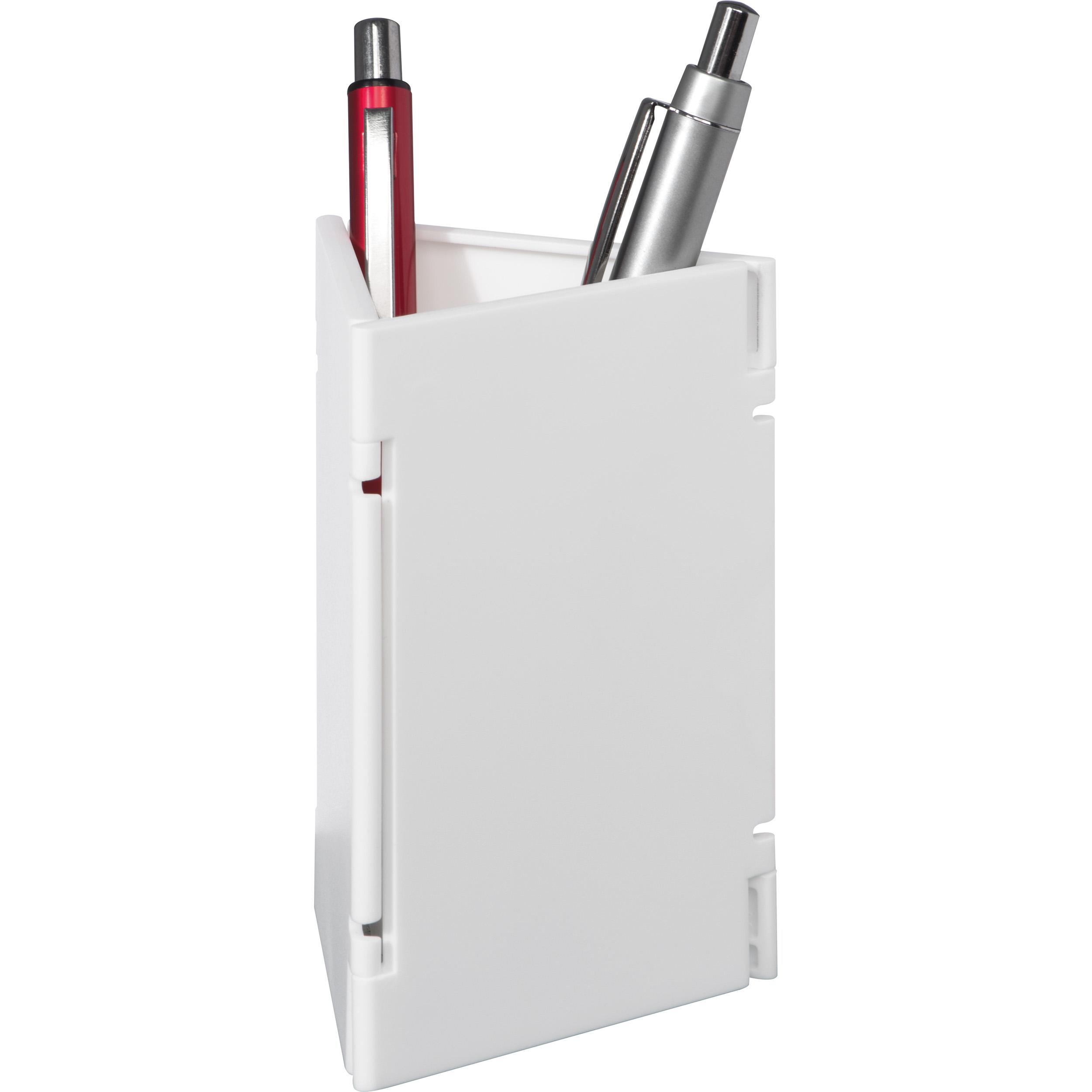 Foldable pen holder