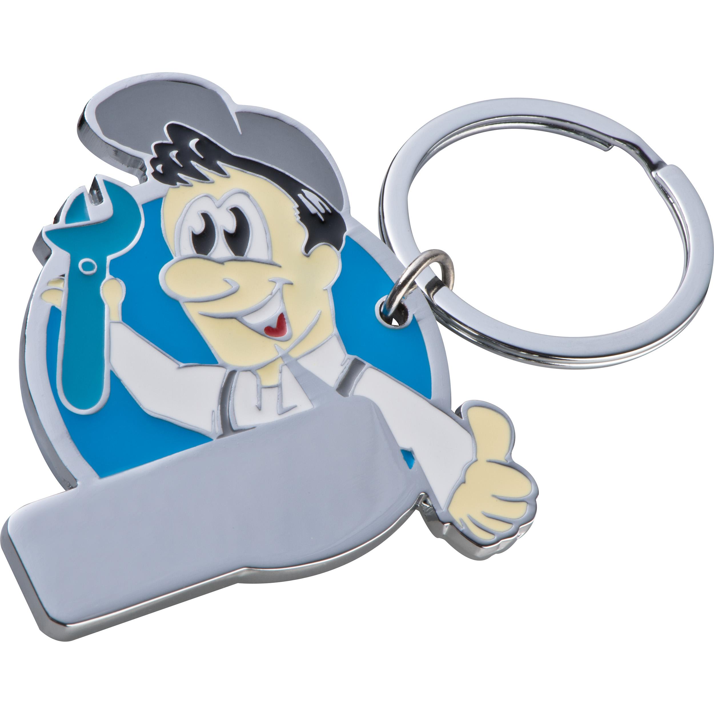 Porte-clés BONHOMME
