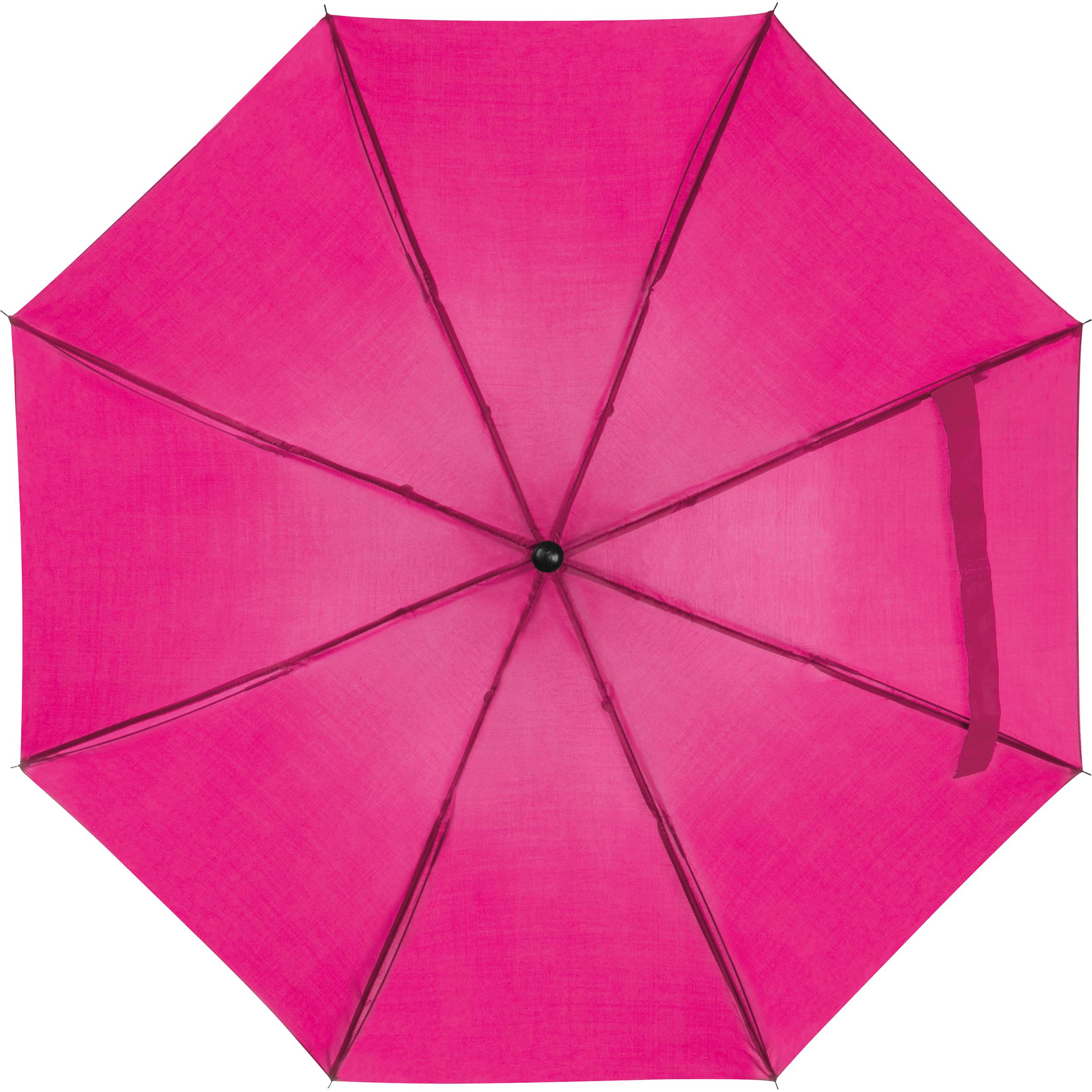 Parapluie livrée dans l'étui