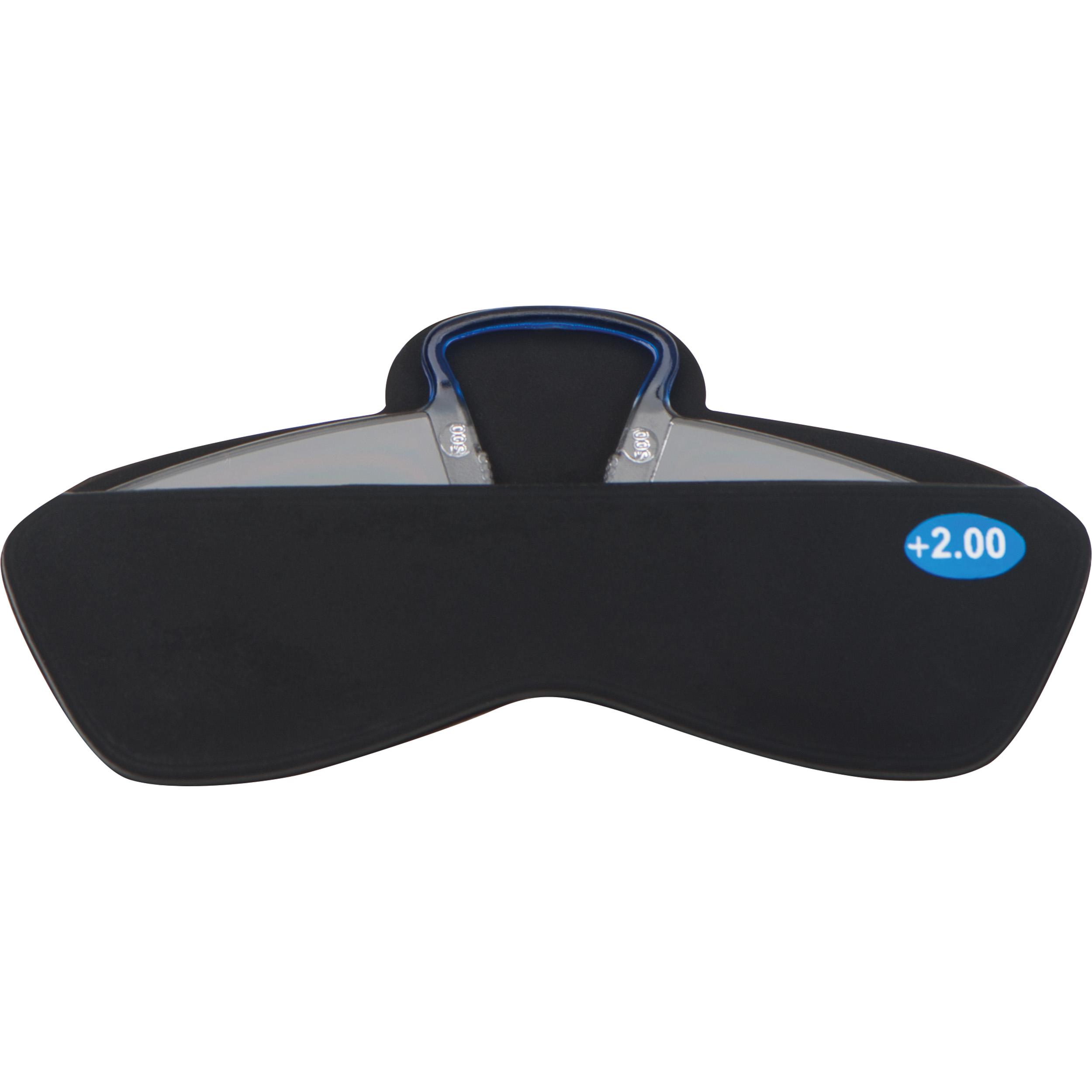 Poche en silicone avec lunettes inlcuses