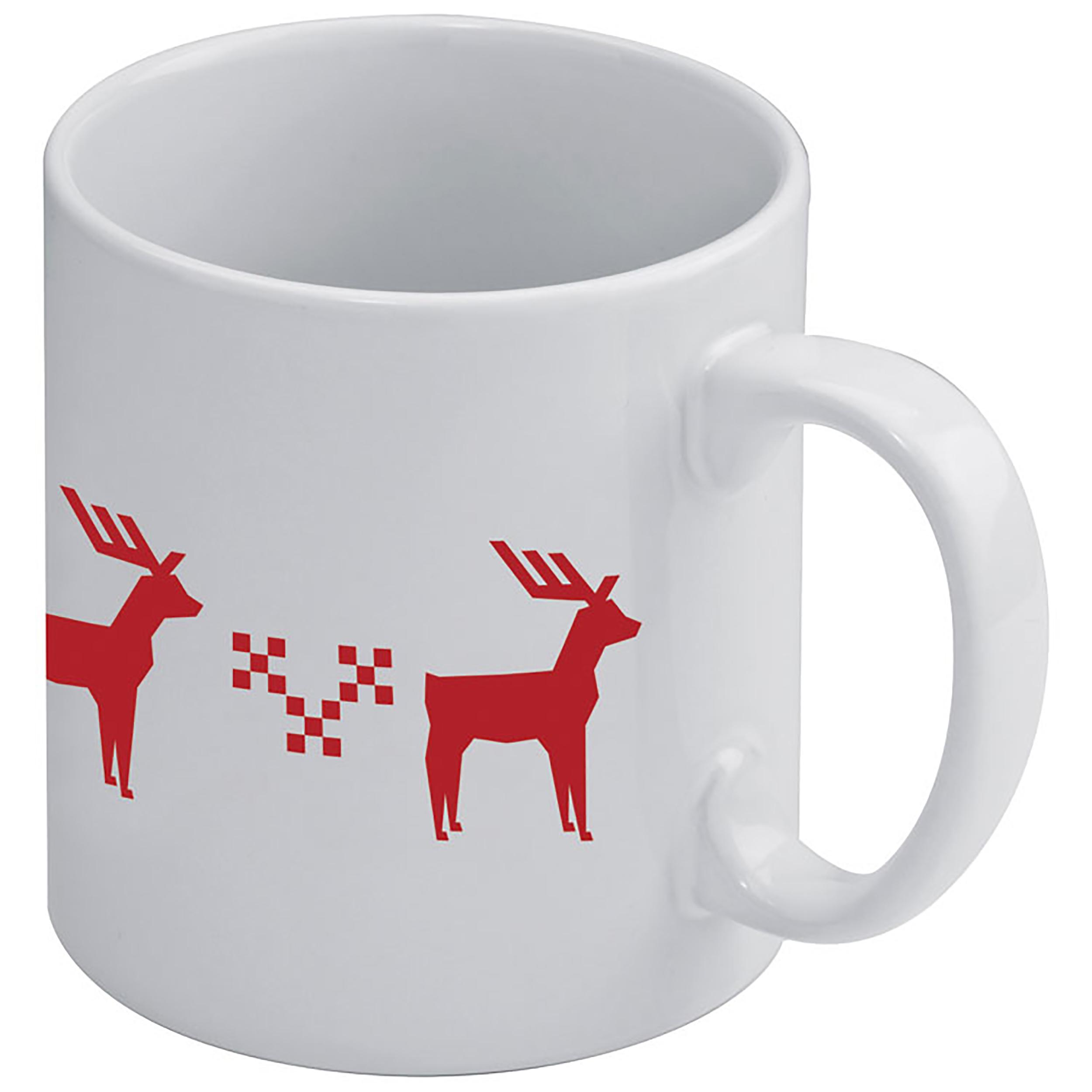 Ceramic coffeemug