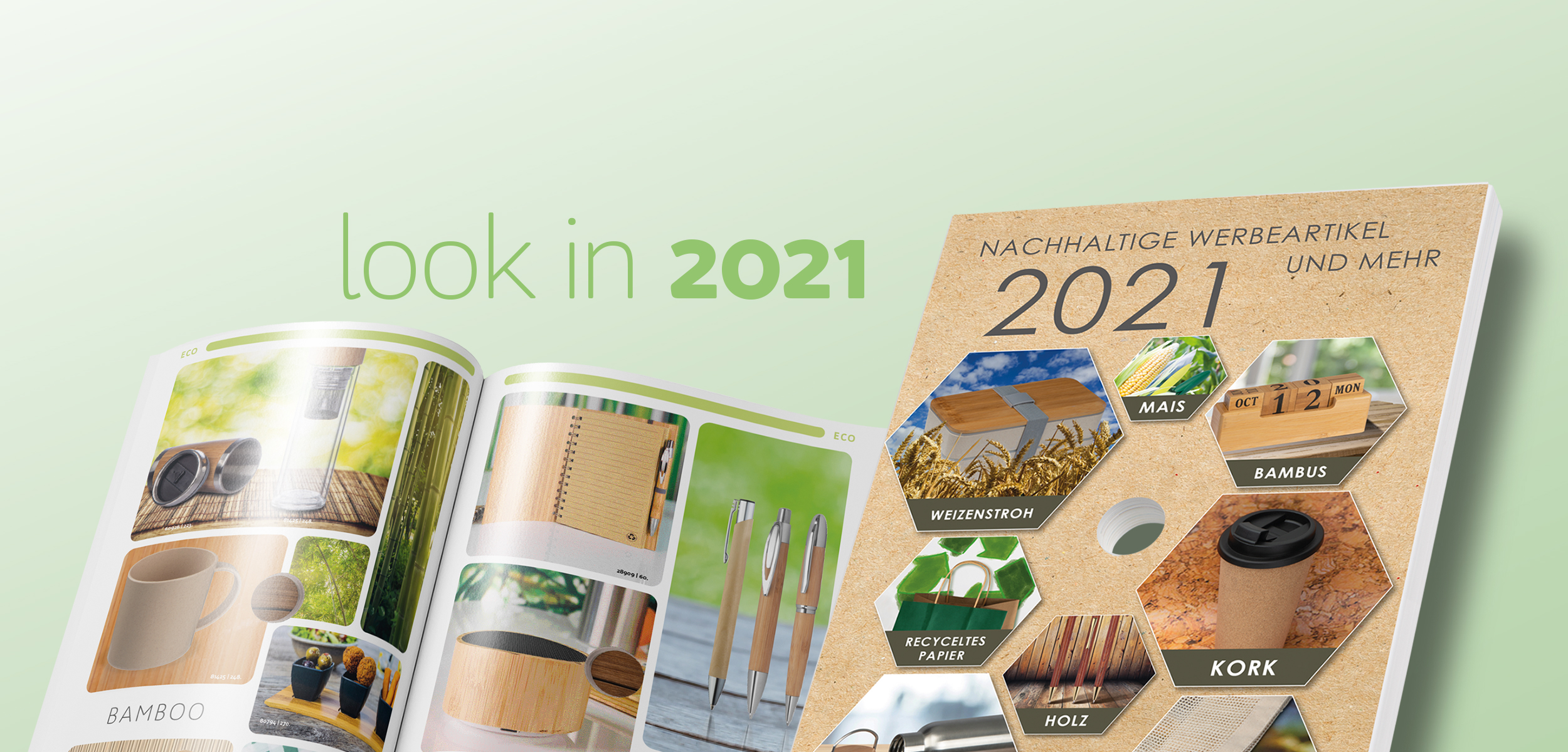 New main catalogue 2021
