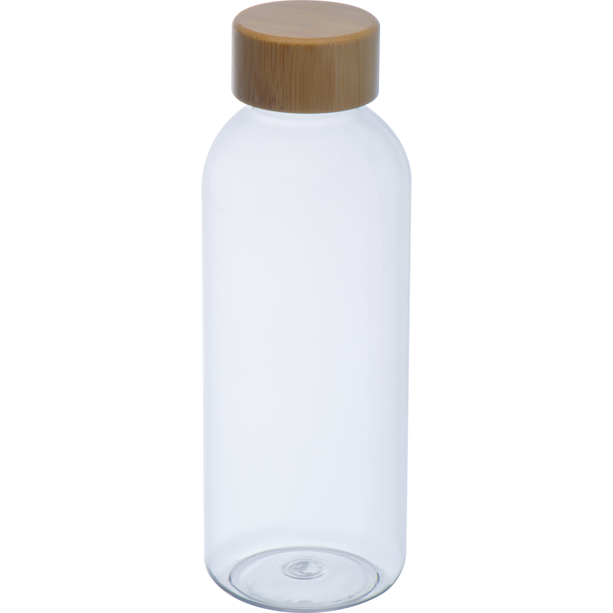 RPET bottle with bamboo lod