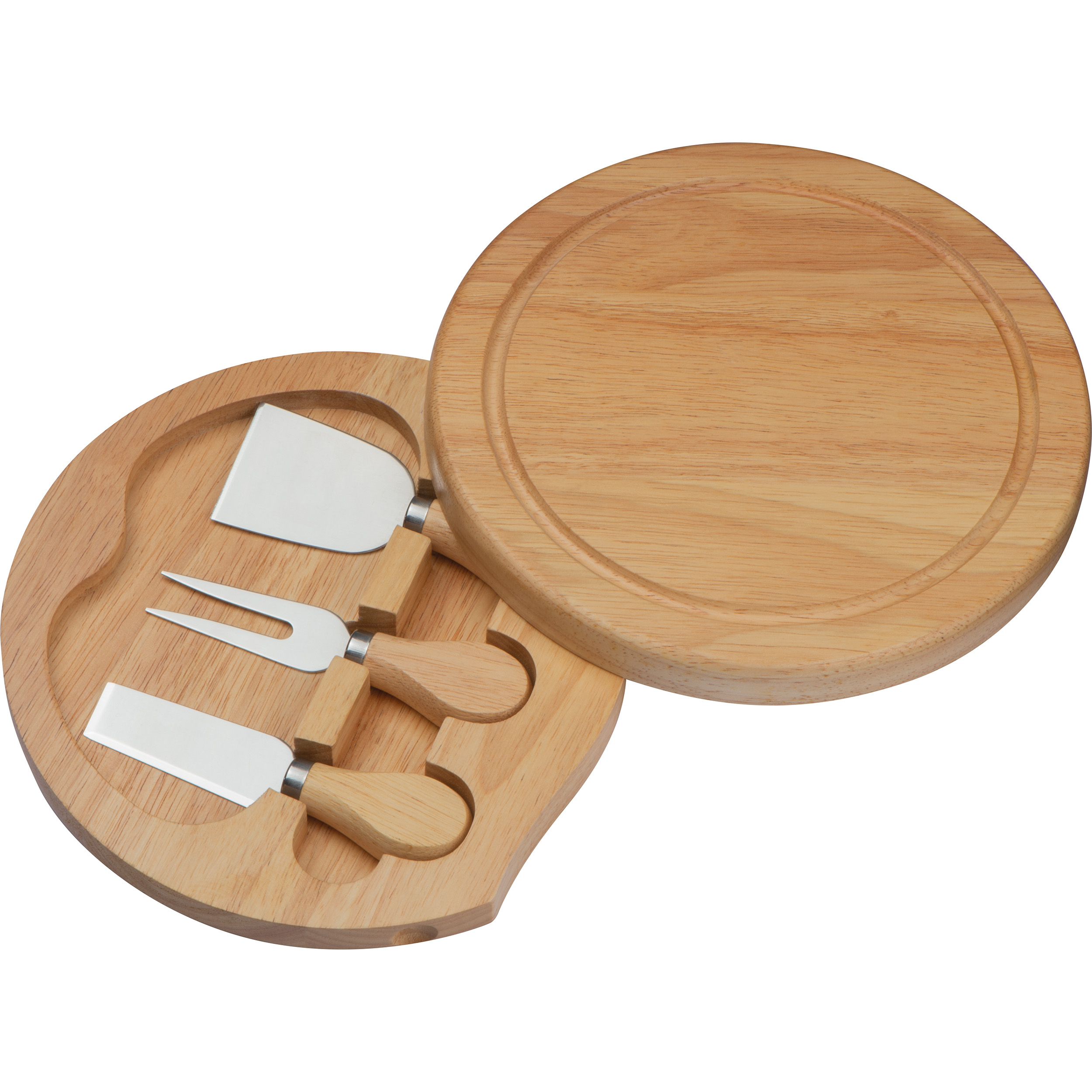 Chopping board made of wood