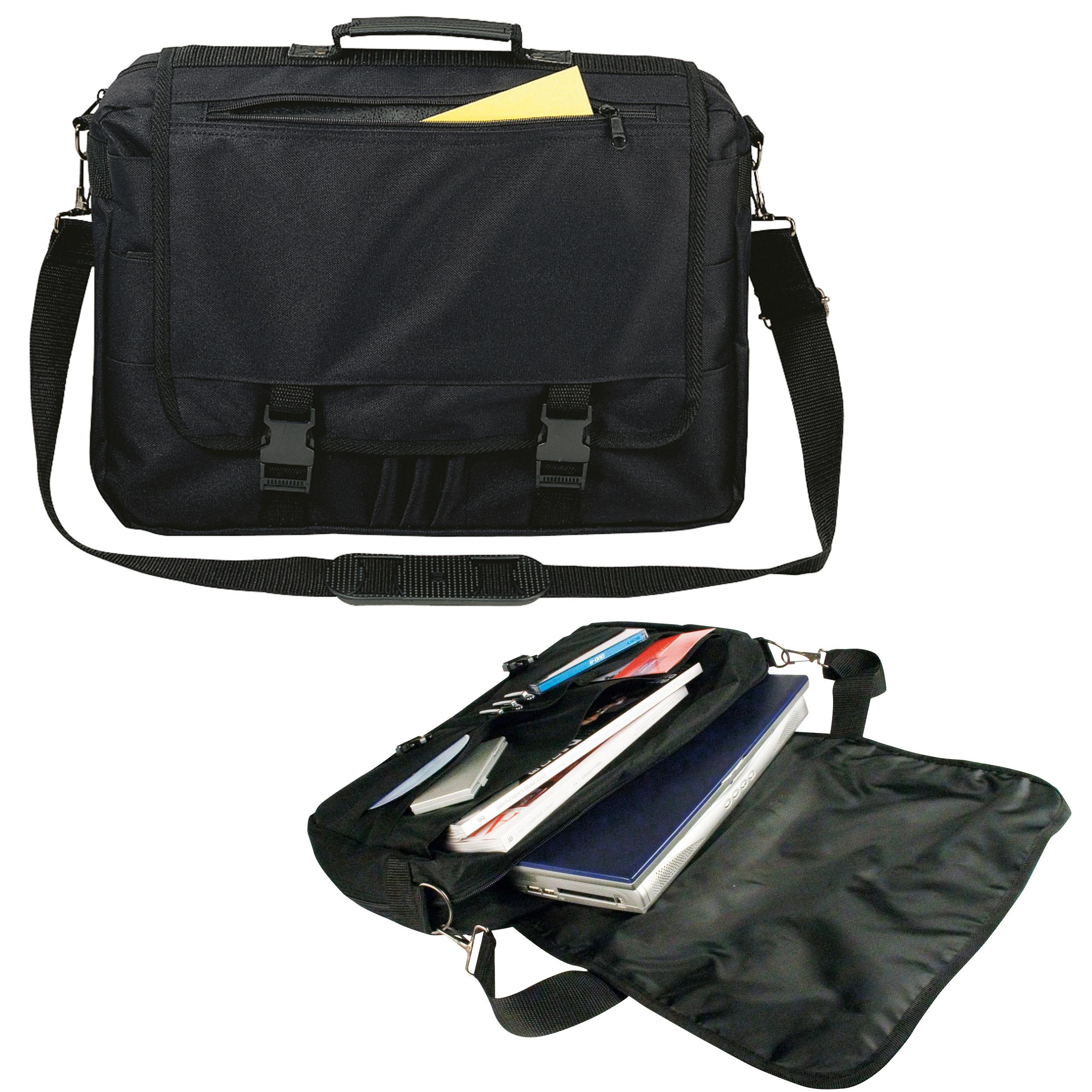 Laptop bag, polyester