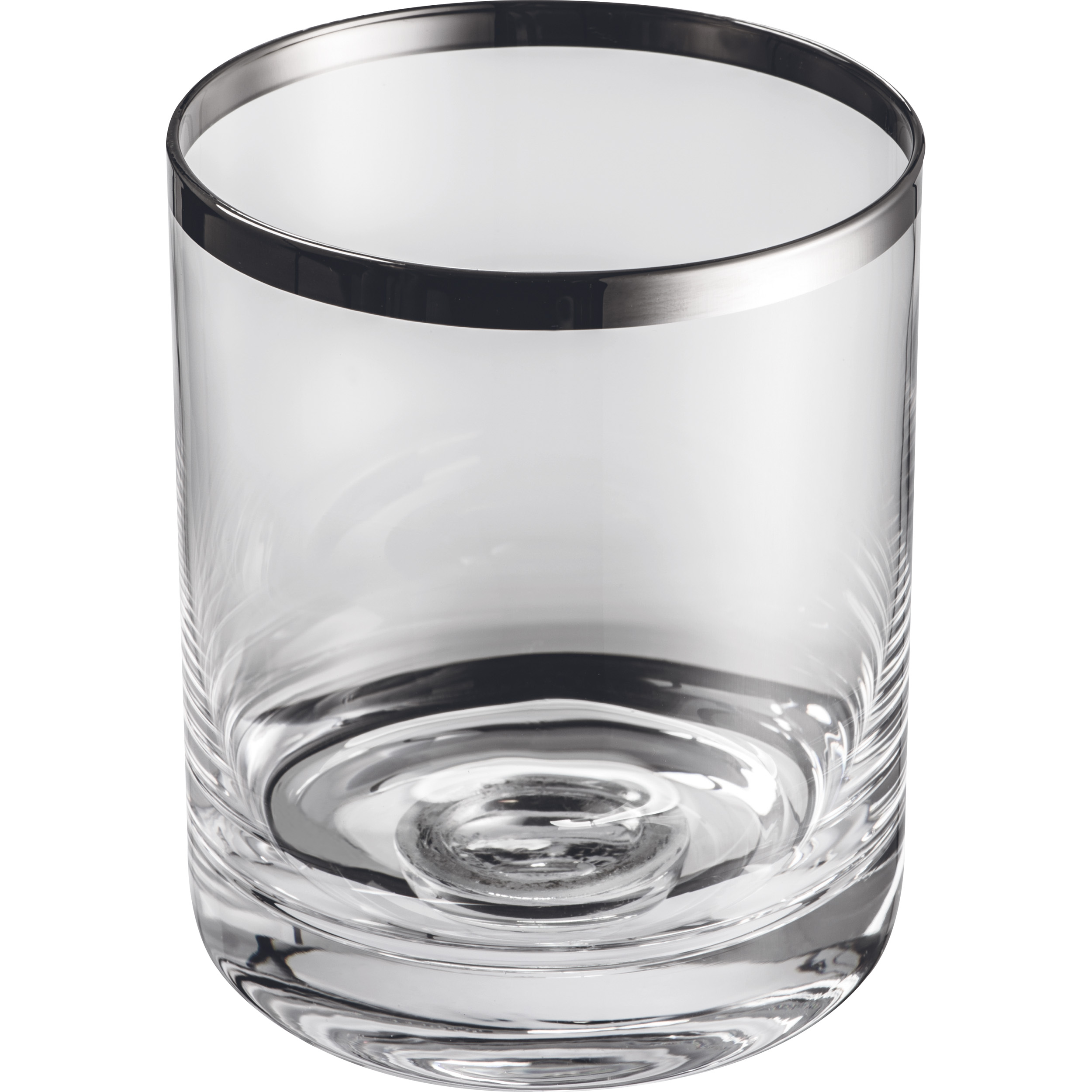 Set of 6 whisky glasses
