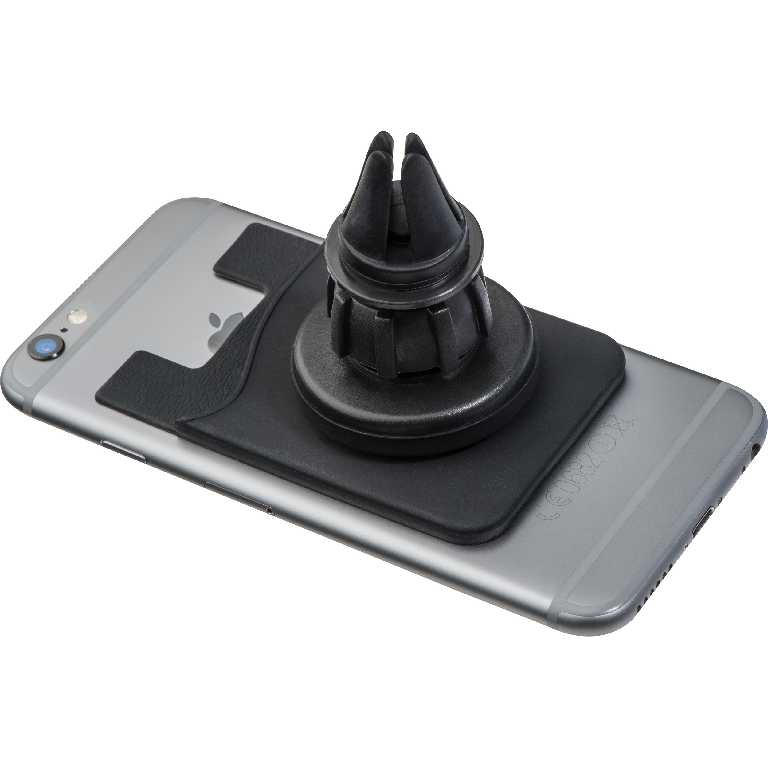 Smartphonehalter aus Silikon mit magnetischer Halterung