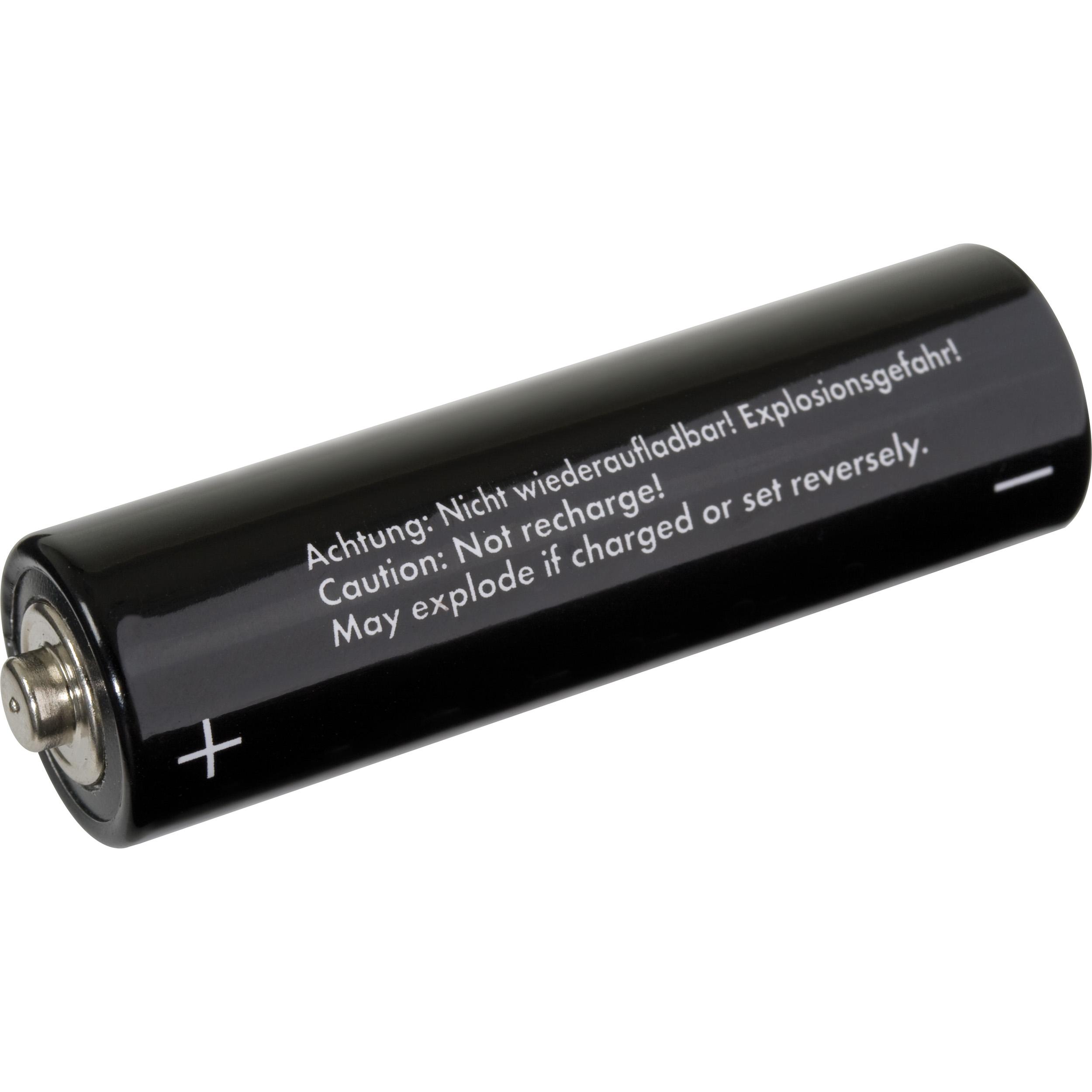 Pile ''super heavy'' AA &1,5 volt