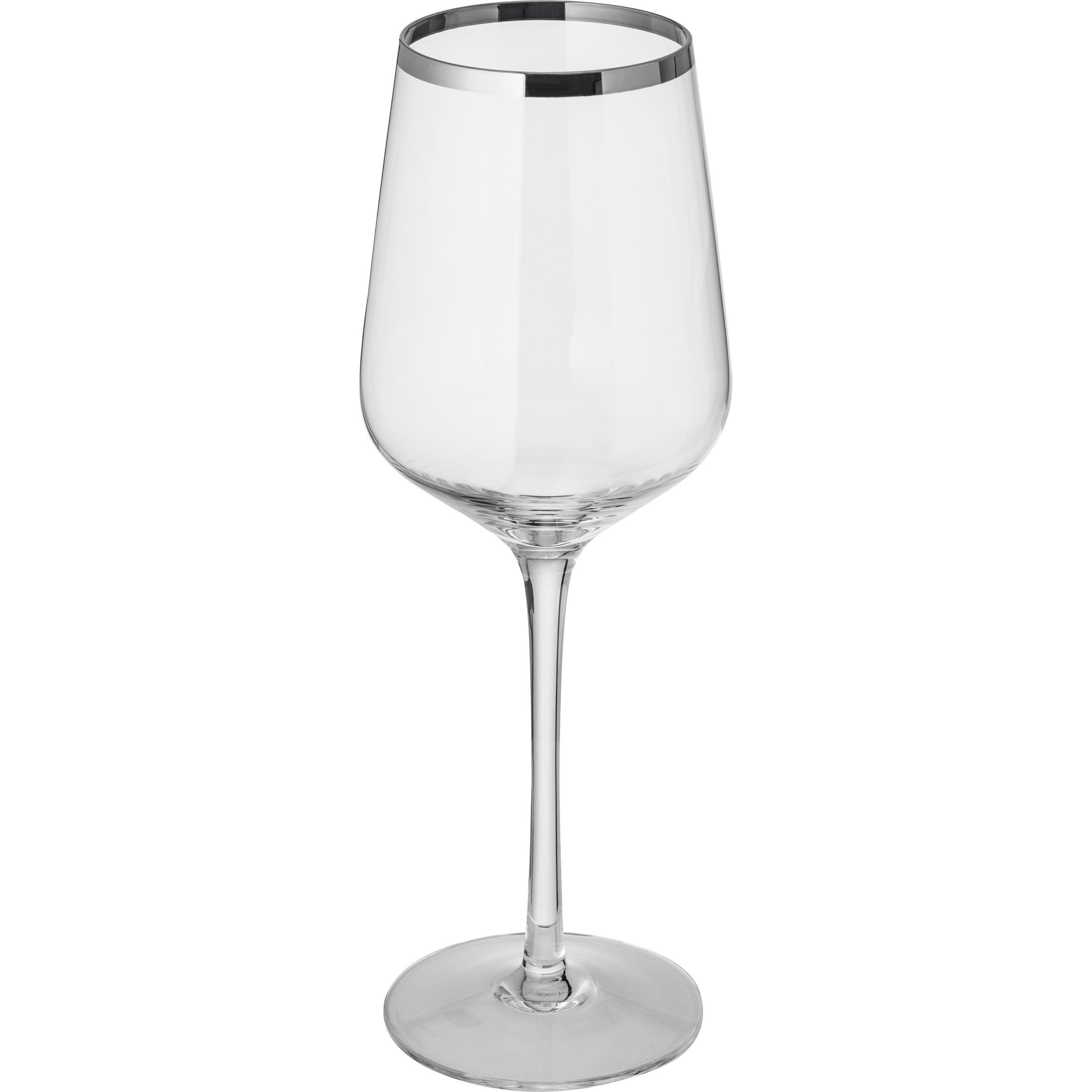 Set de 6 verres pour vin blanc