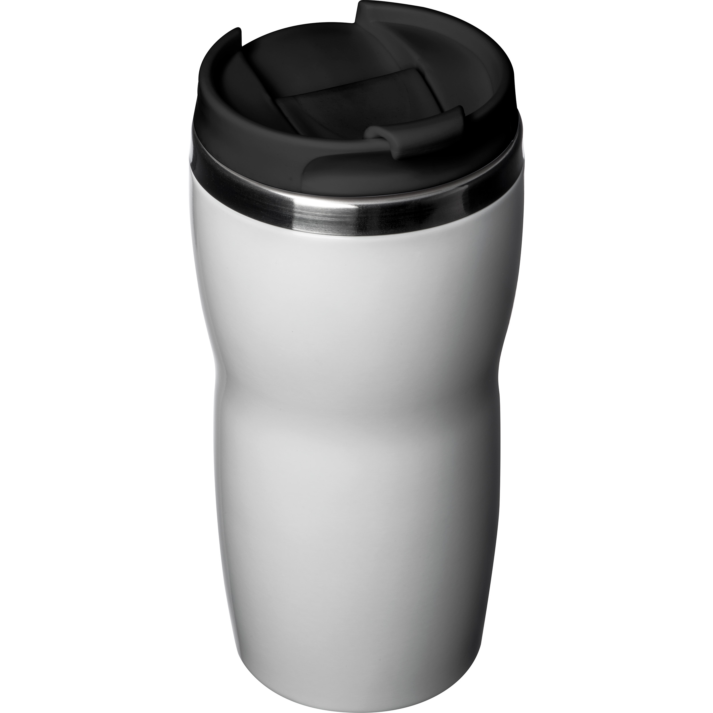 Double wall stainless steel drinking bottle