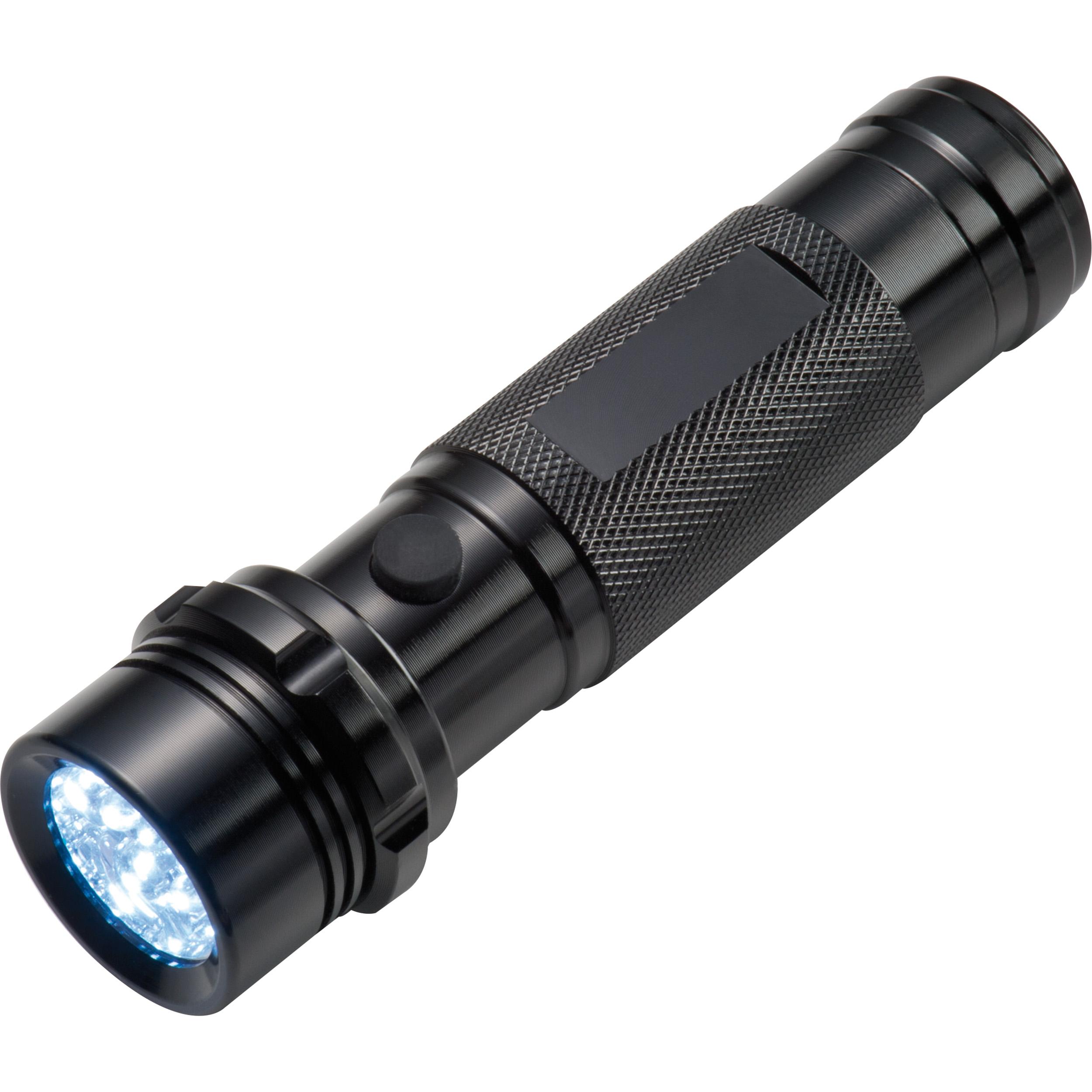 Set aus Taschenlampe und Multitool