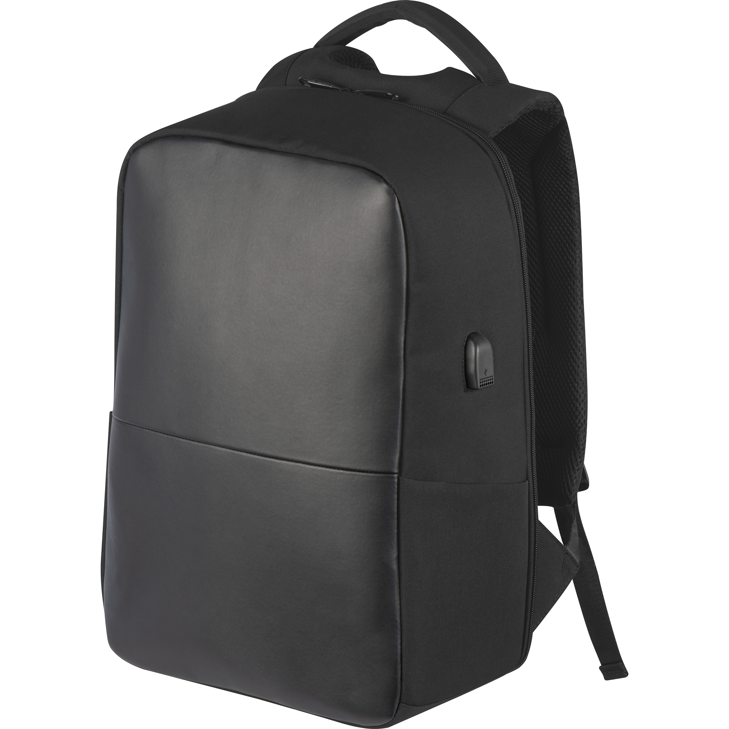 High-quality backpack with USB port