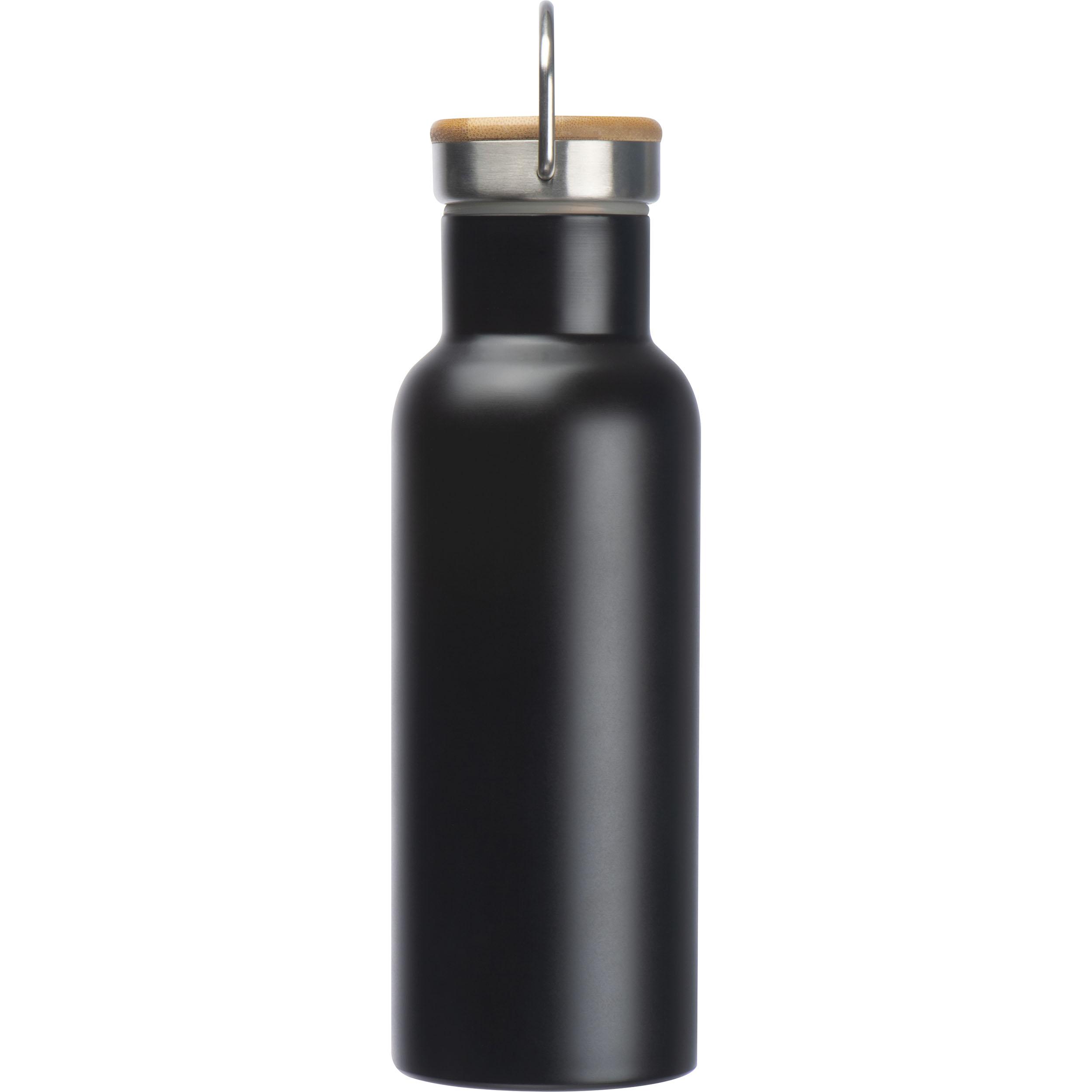 Vakuum-Trinkflasche aus Edelstahl, 500 ml
