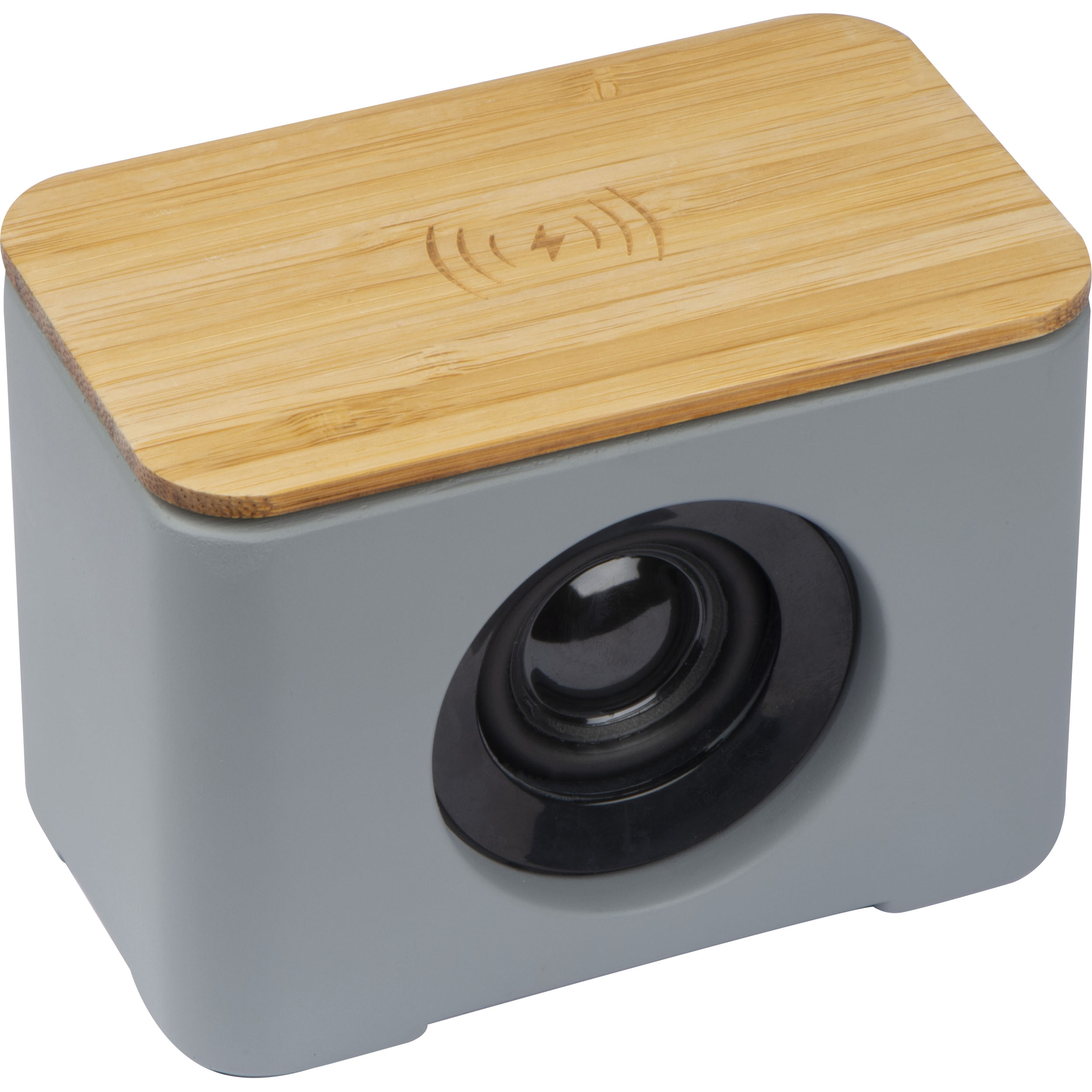 Bluetooth Speaker with inductive charger
