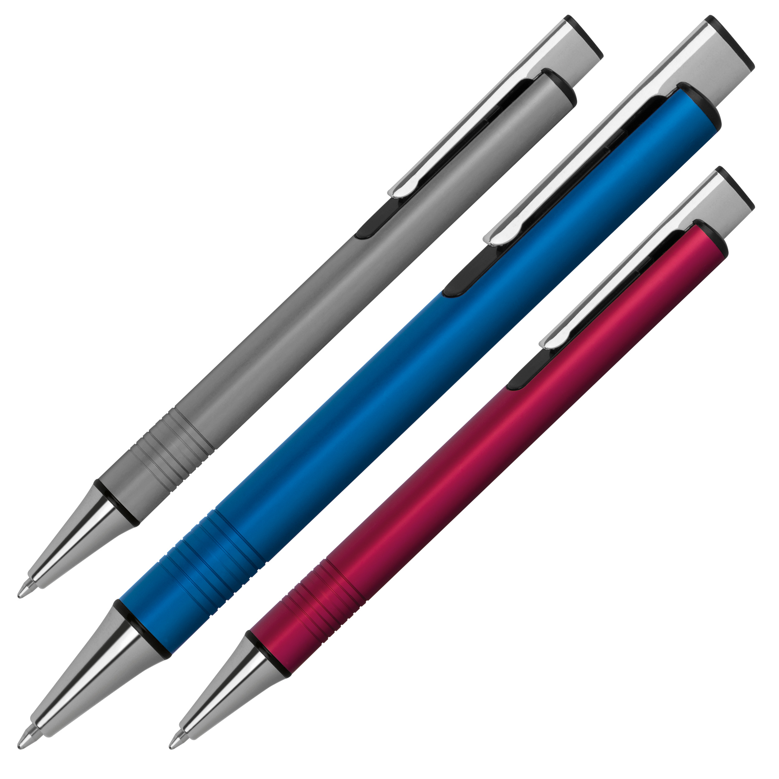 Kugelschreiber aus Aluminium