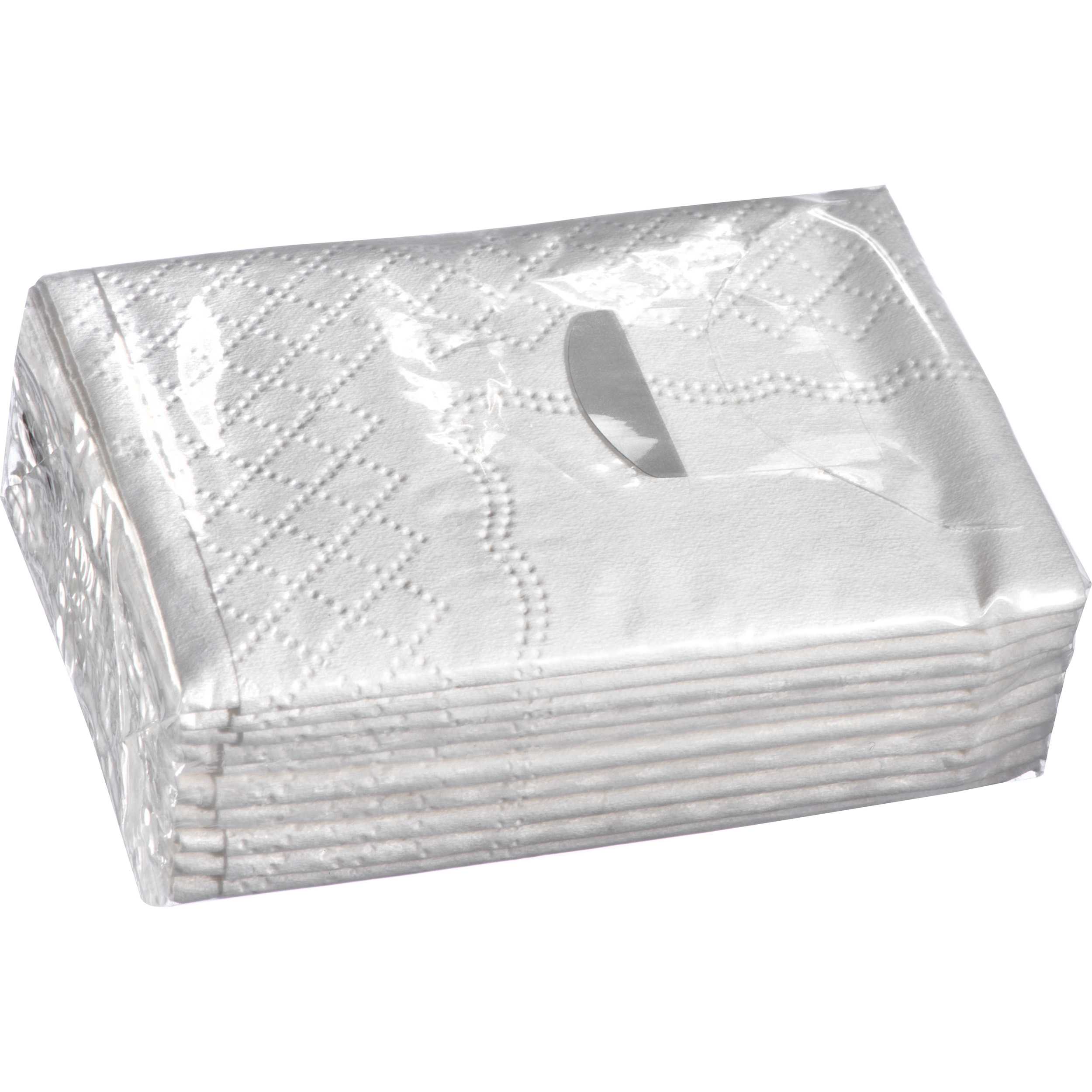 10 pcs handkerchieve 3-fold