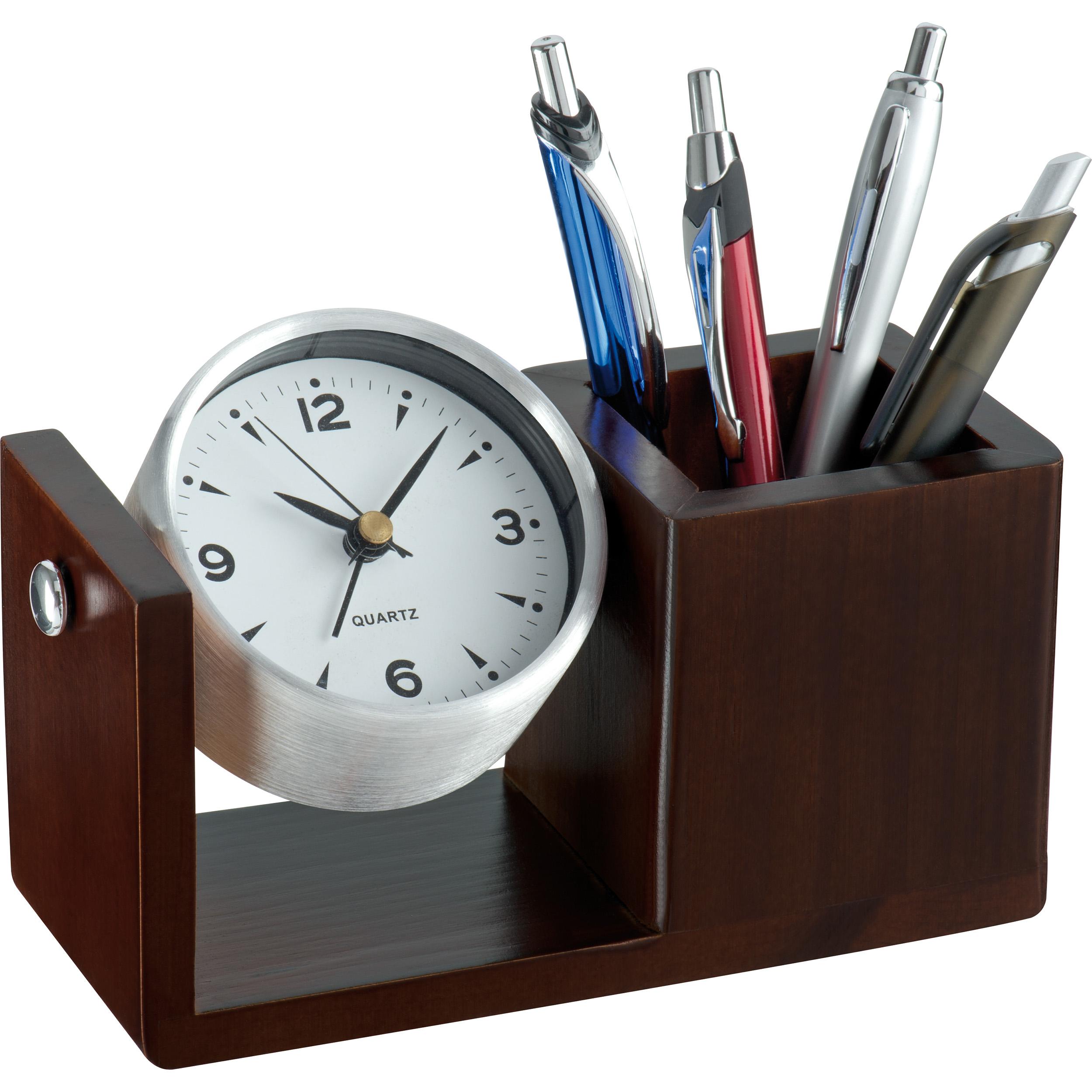 Luxurious desk clock
