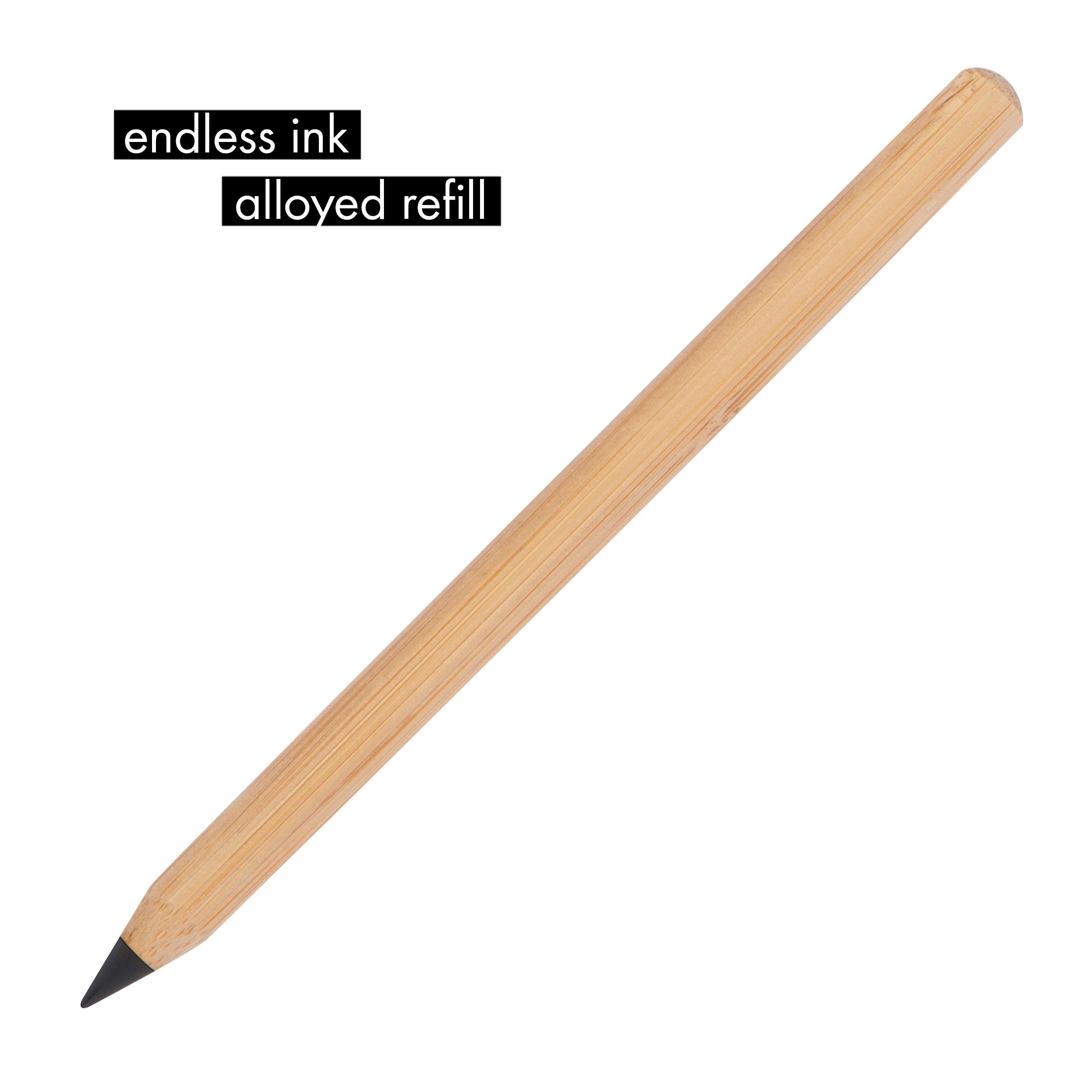Crayon en bambou