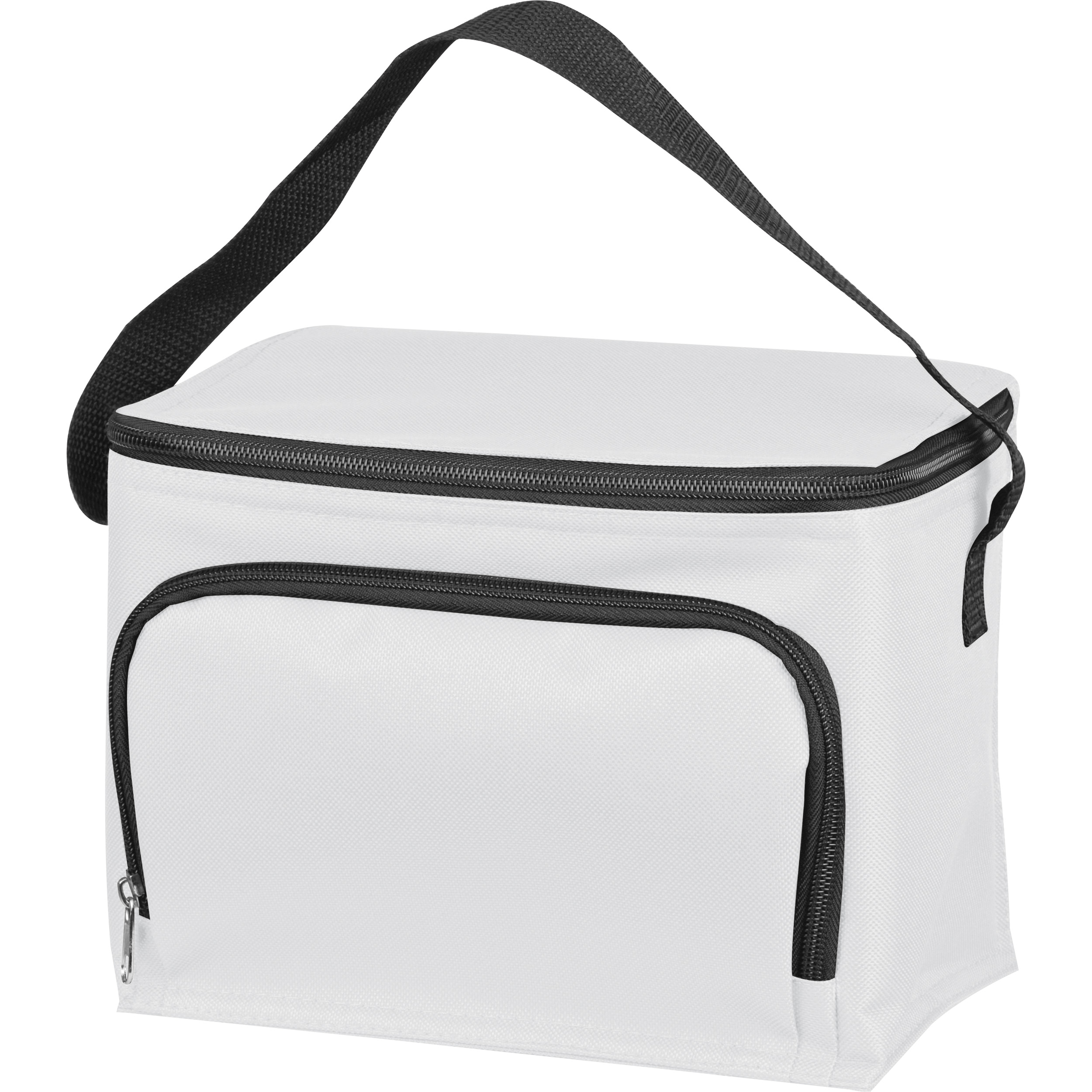Sac isotherme polyester 210 D avec poche frontale