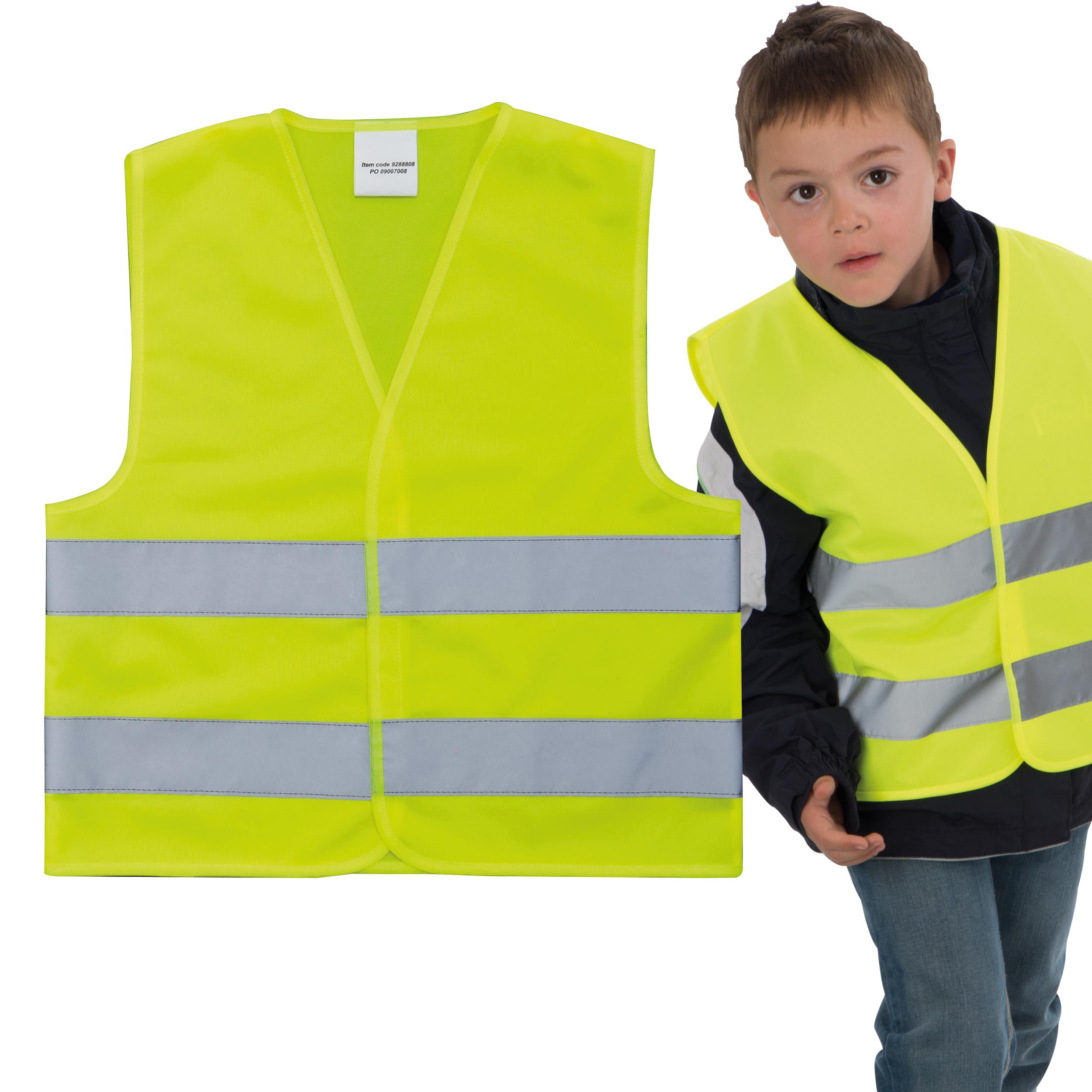Kindersicherheitsweste EN 1150:1999