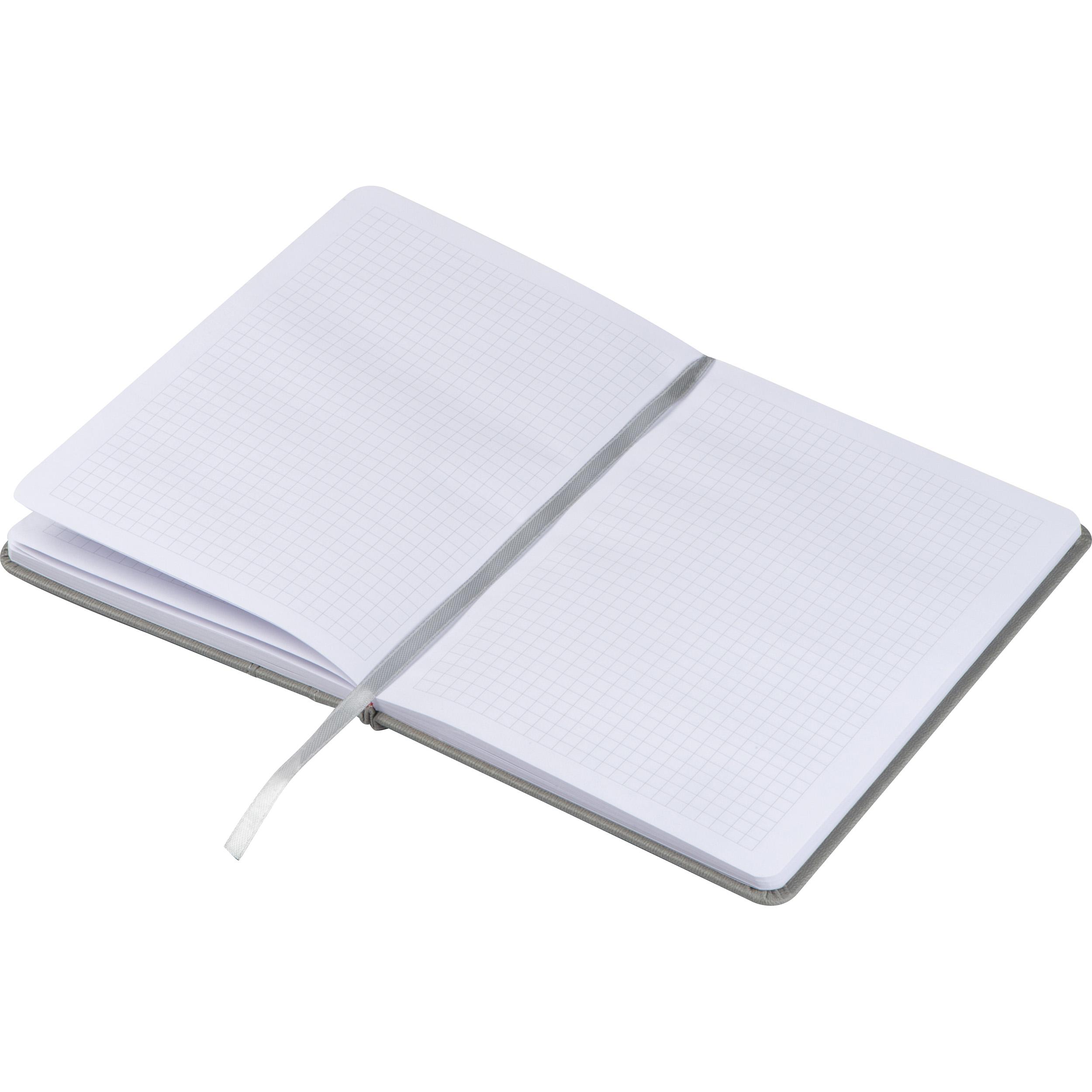 Notizbuch mit Steckfach A5