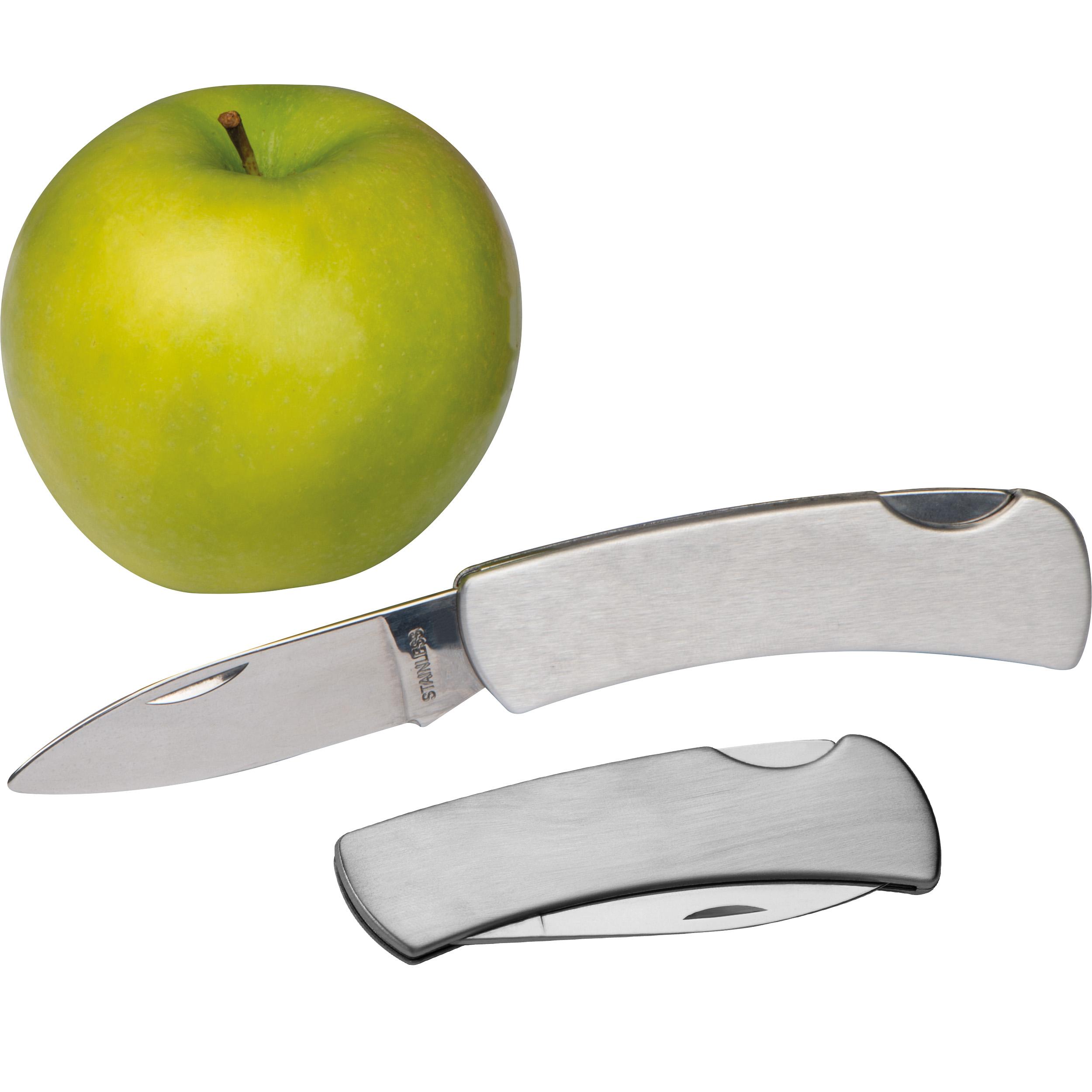 Couteau de poche avec fermeture de sécurité