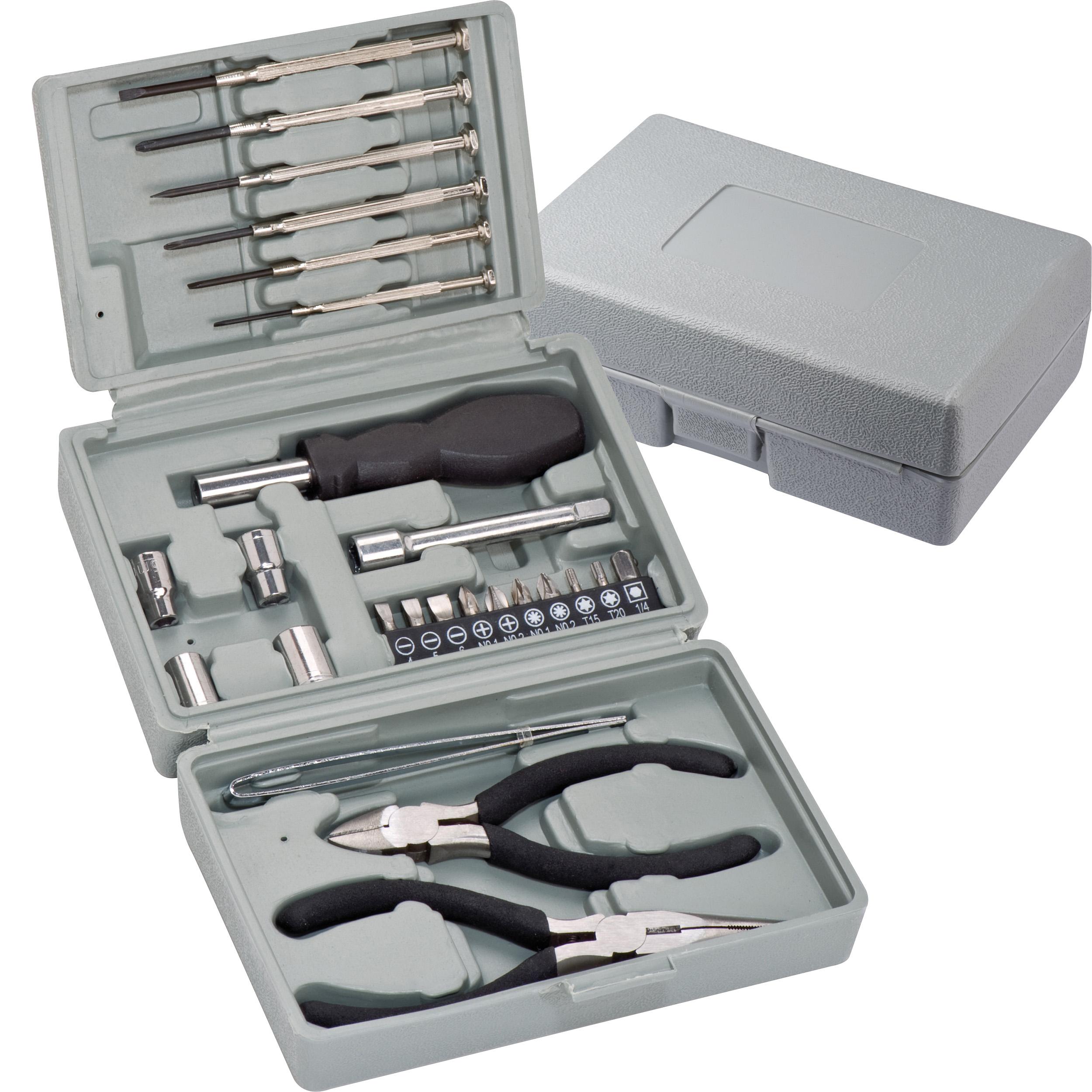 Coffre à outils (25 parties)