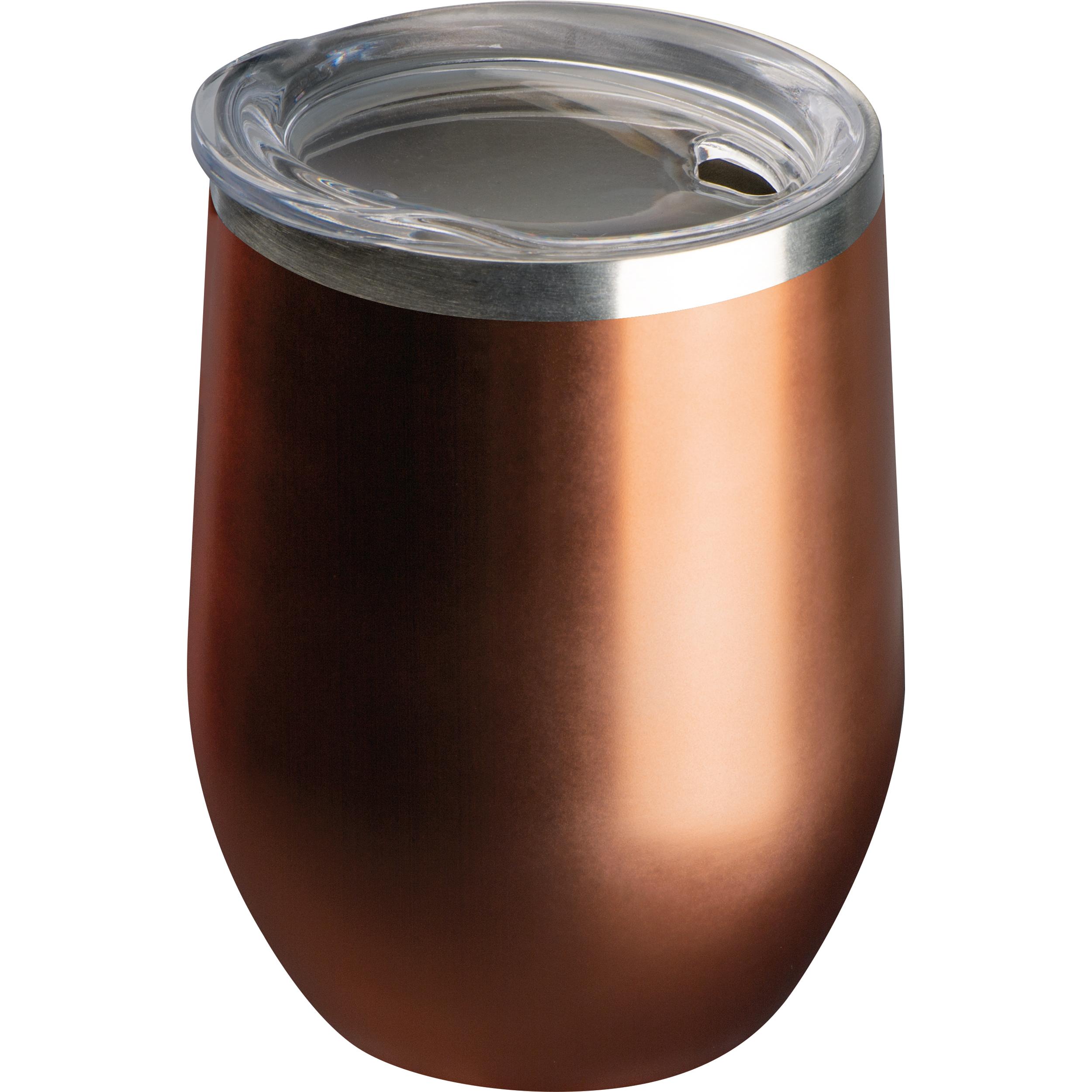 Vakuum-Edelstahl Trinkbecher 380ml