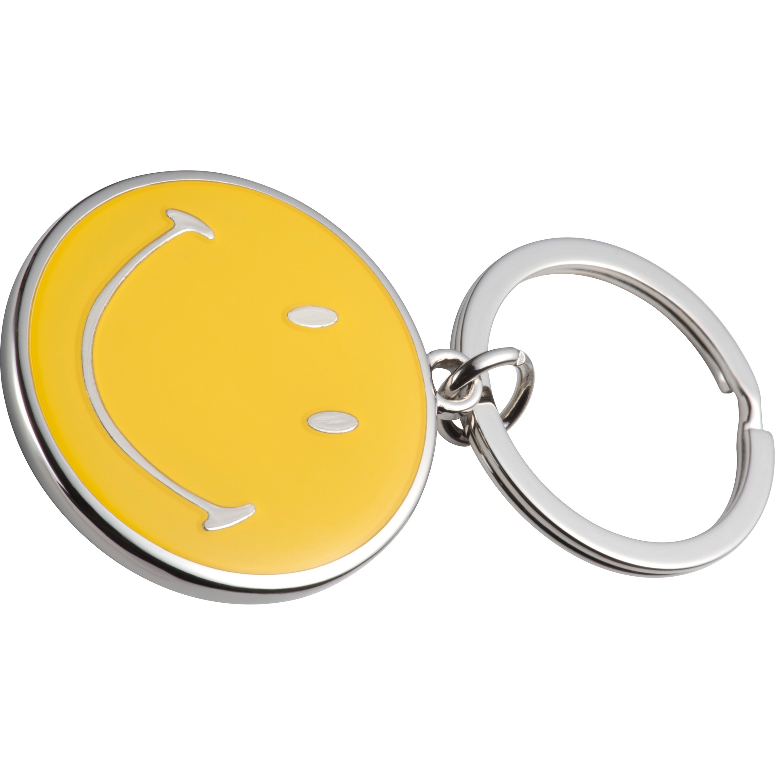 "Key ring ""Smiley"""