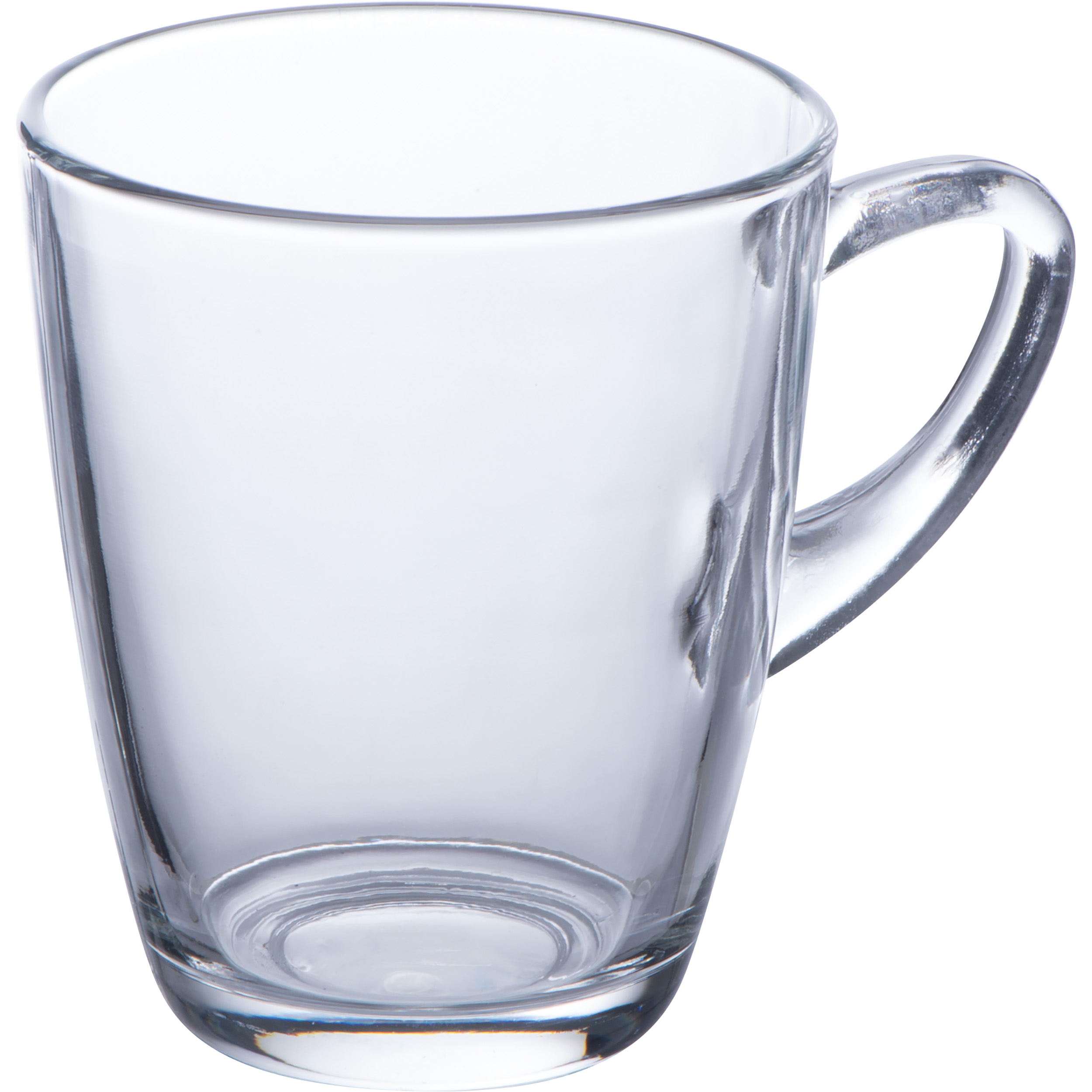 Glass cup, 320 ml
