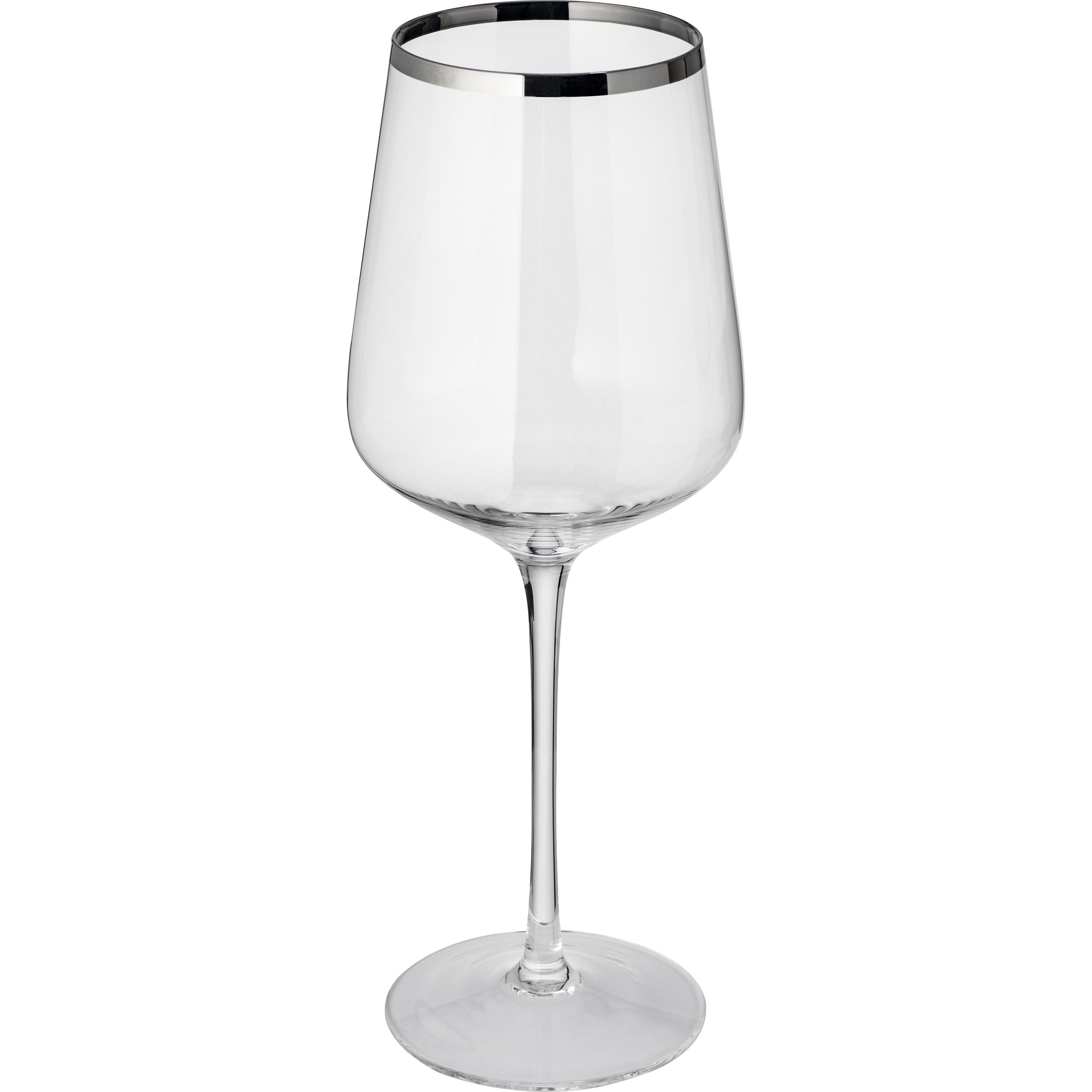 Set de 6 verres pour vin rouge