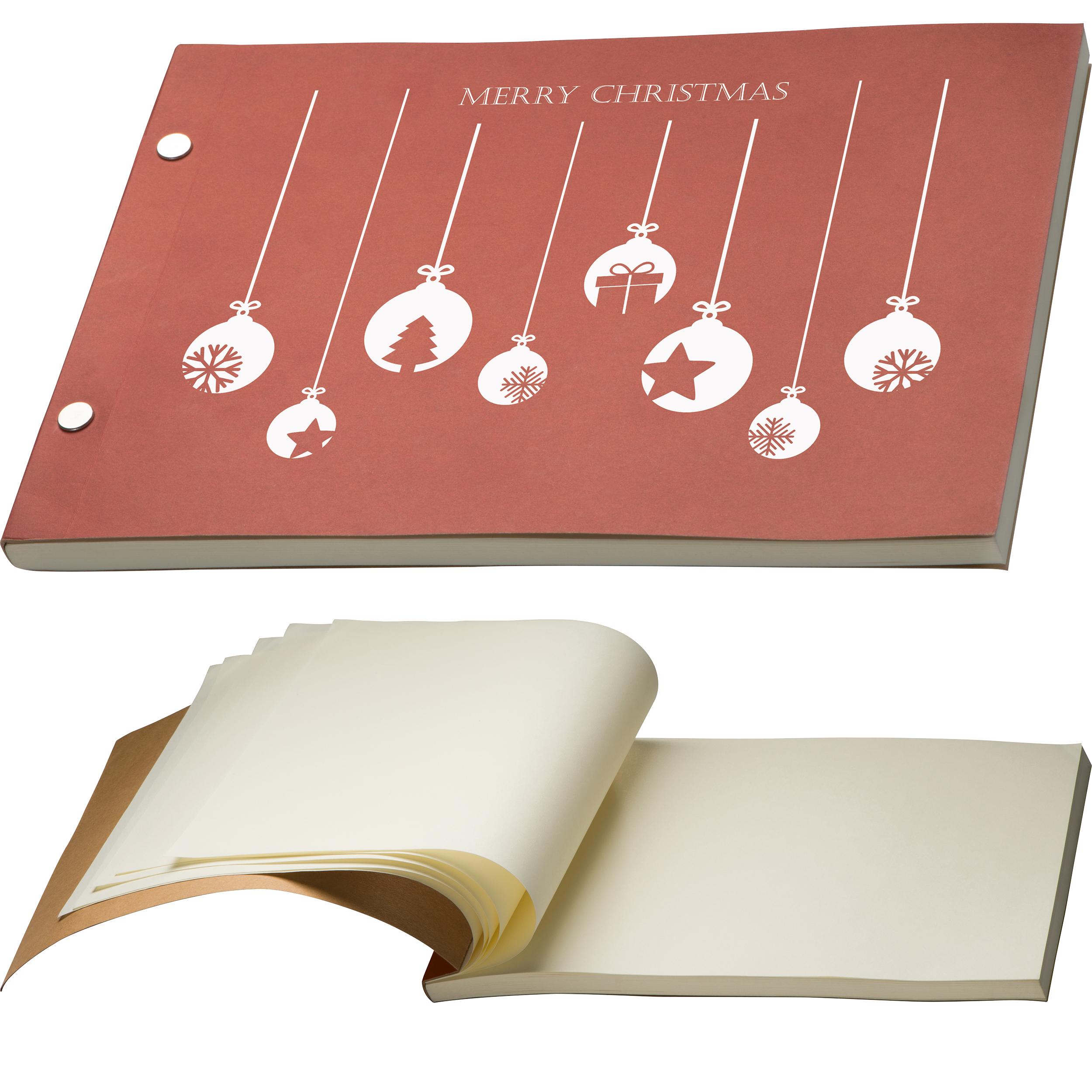 Notizbuch mit Pappeinband