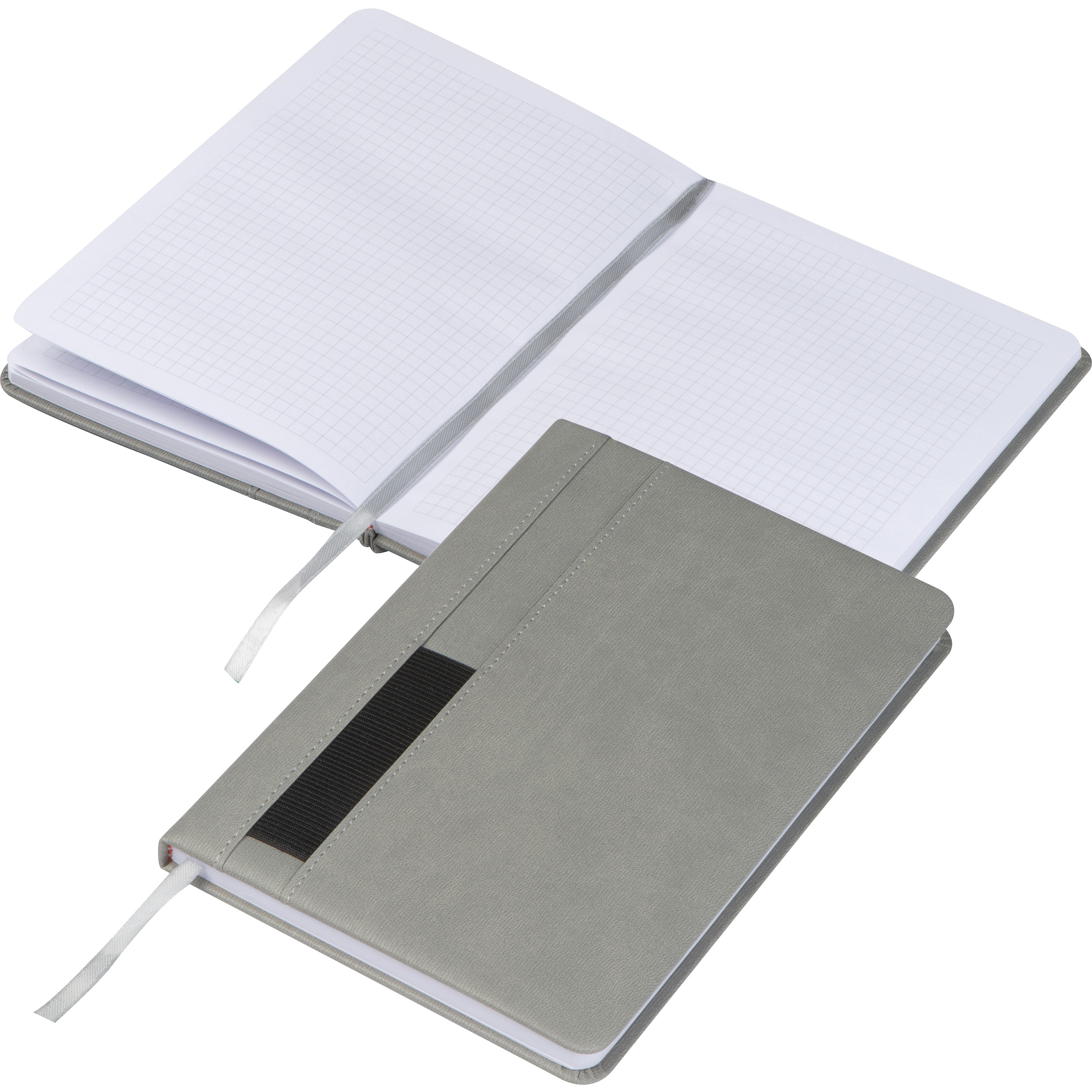 Notebook with pocket A5