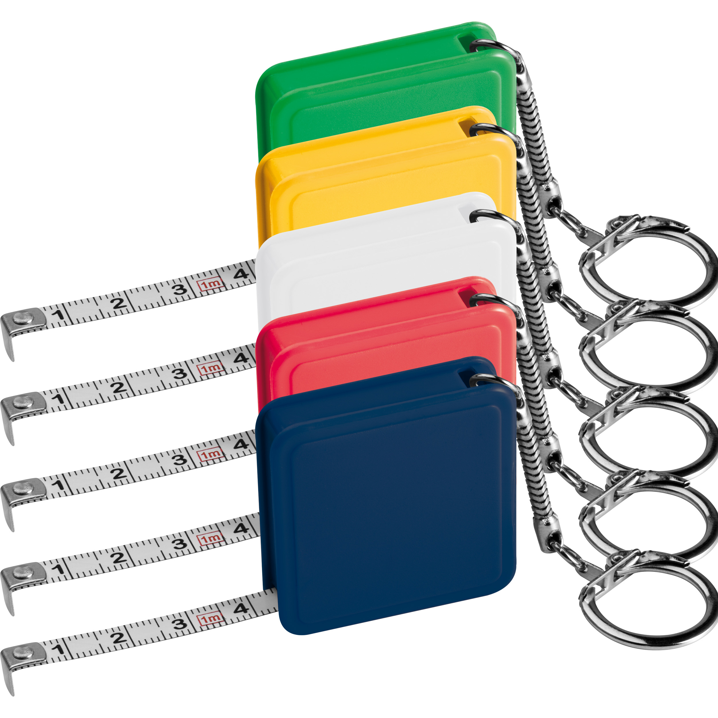 1 meter steel measuring tape