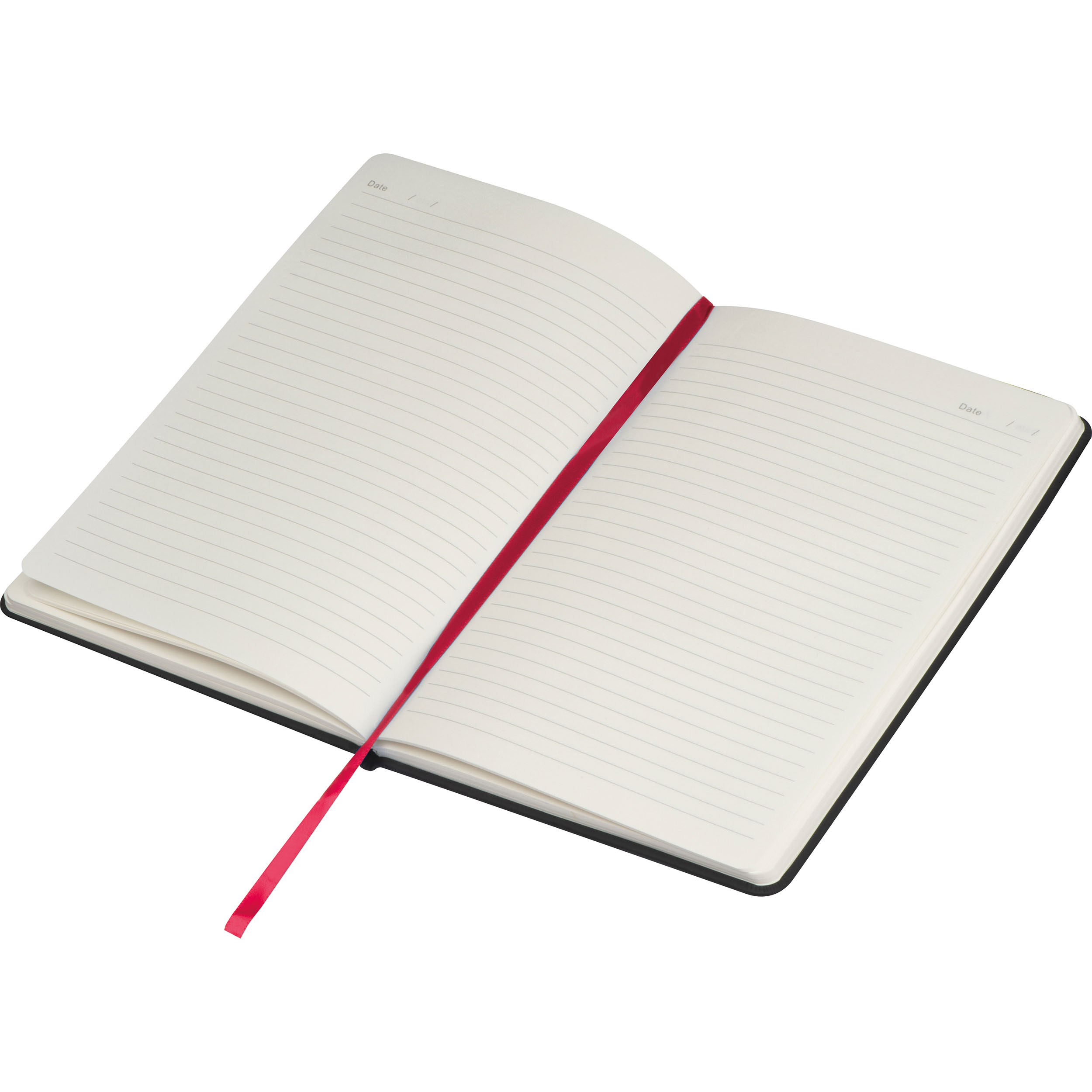 A5 Notebook with PU-Cover
