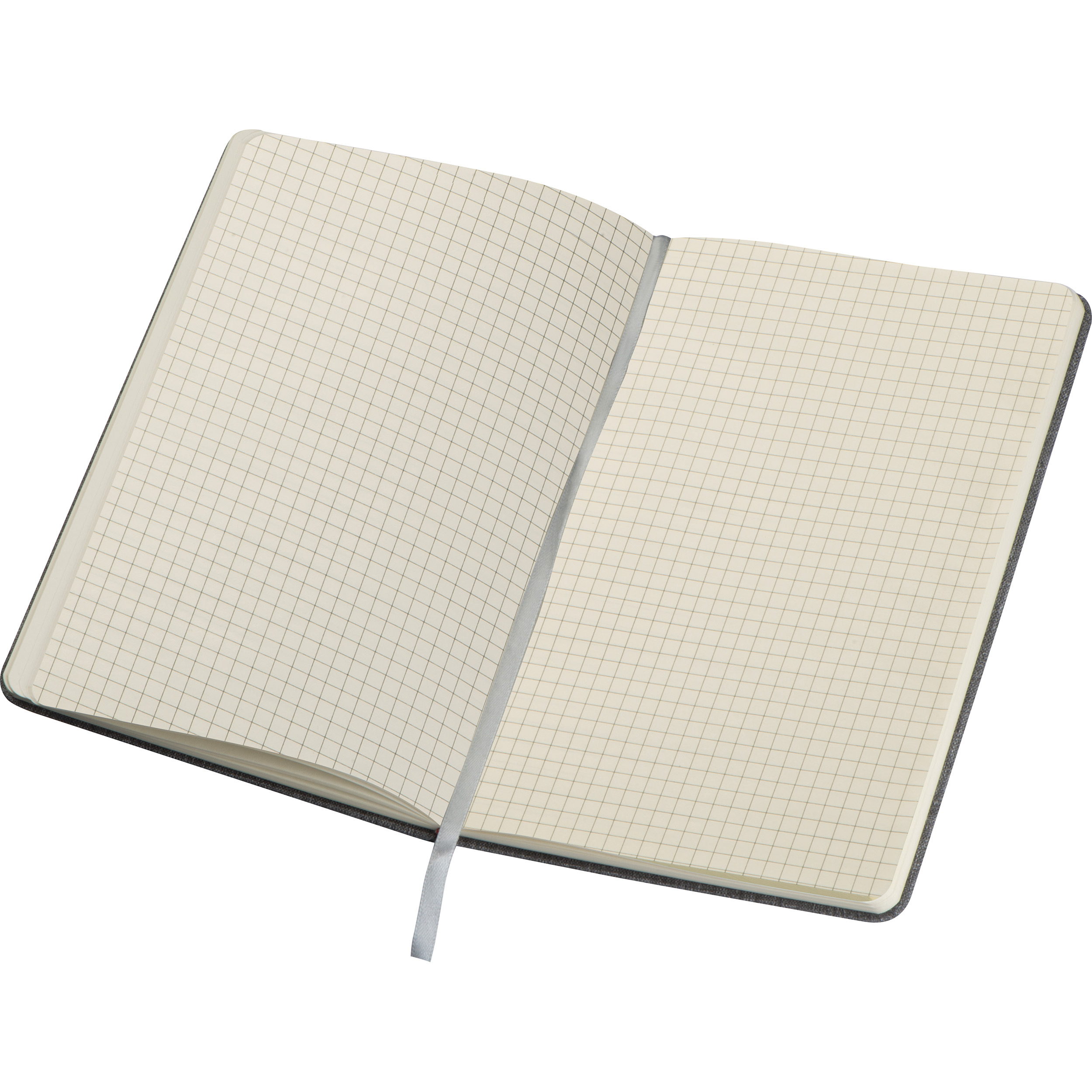 A5 notebook with pen loop